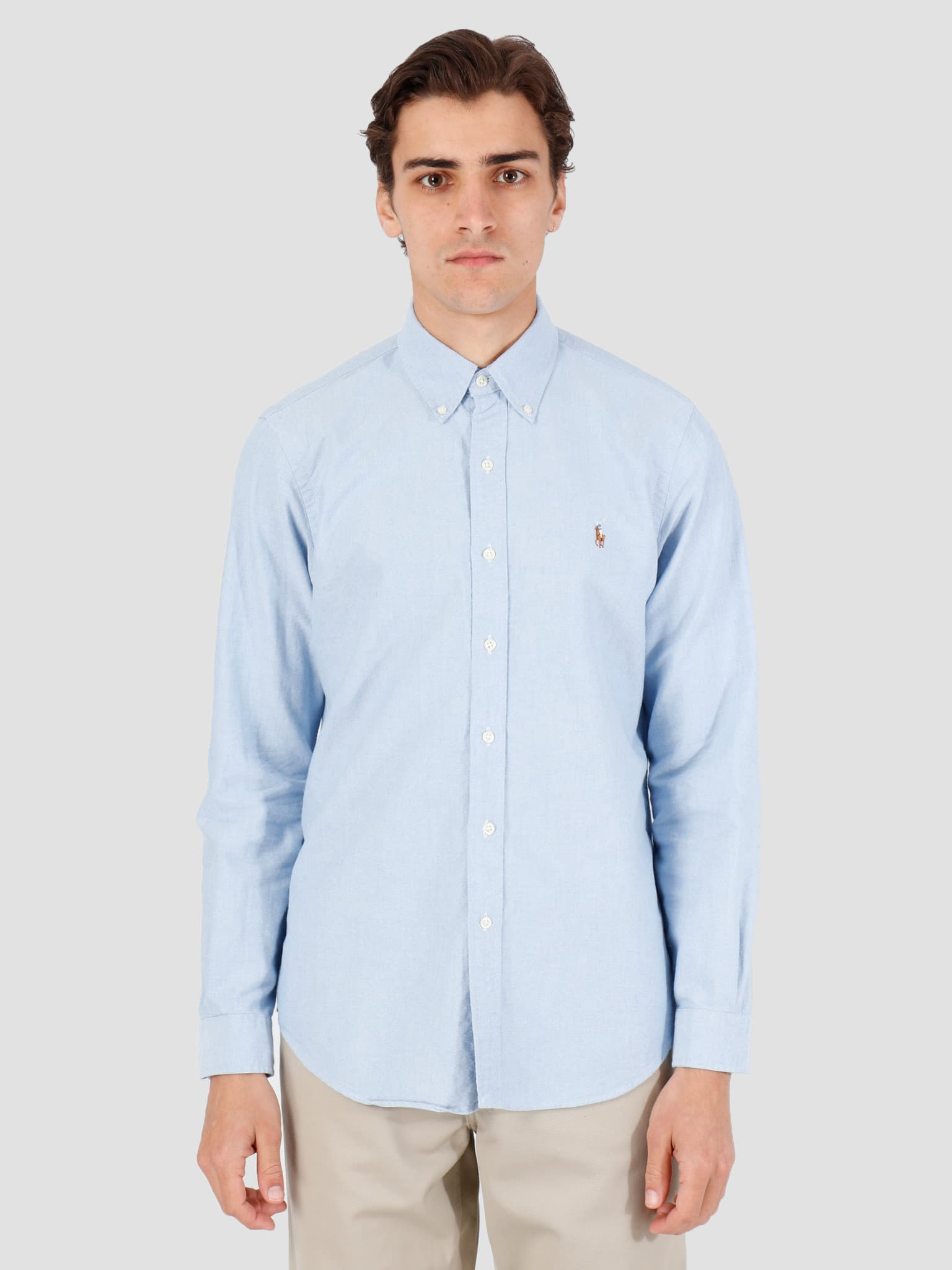 Classic Fit Shirt Blue 710548535002