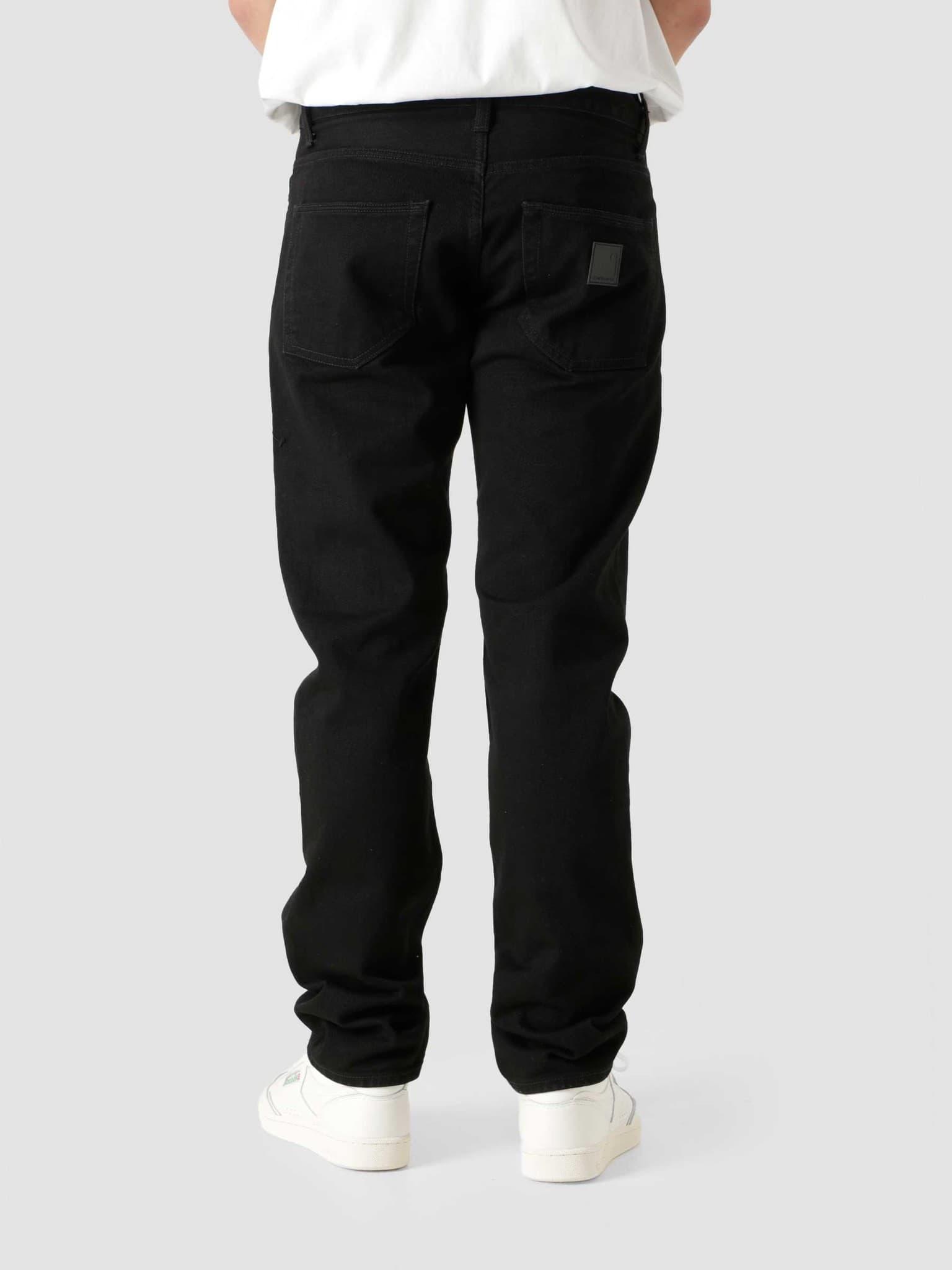 Klondike Pant Black One Wash I029207-892Y