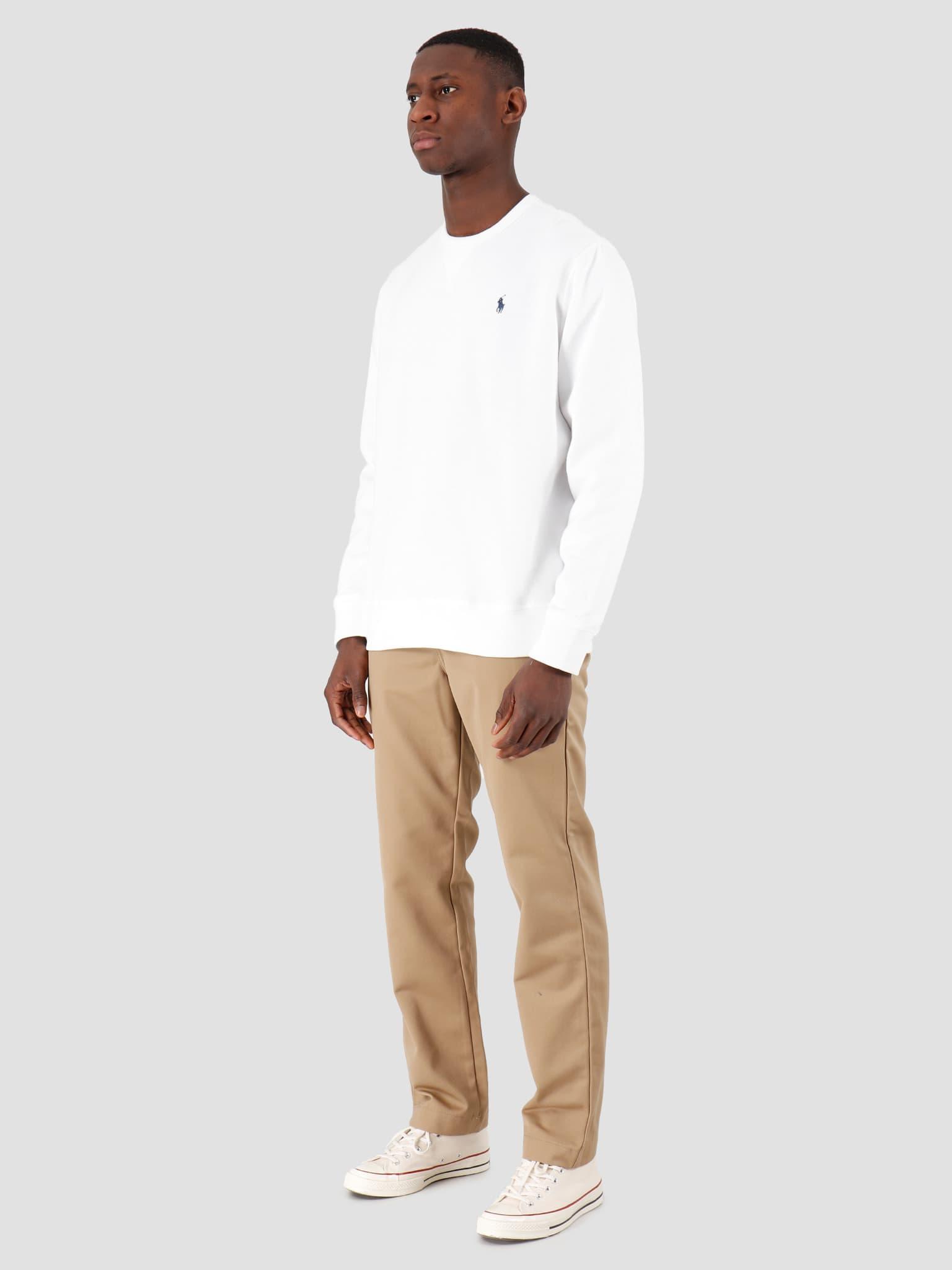 Lscnm1 Longsleeve Knit White 710766772009
