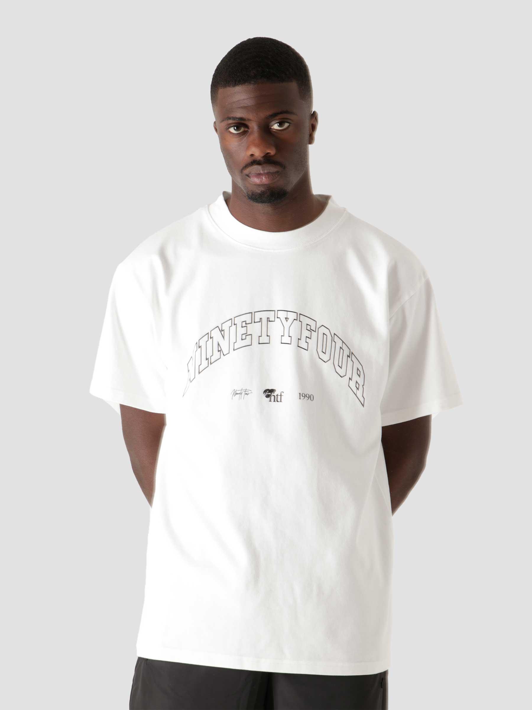 NTF 1990 T-Shirt White