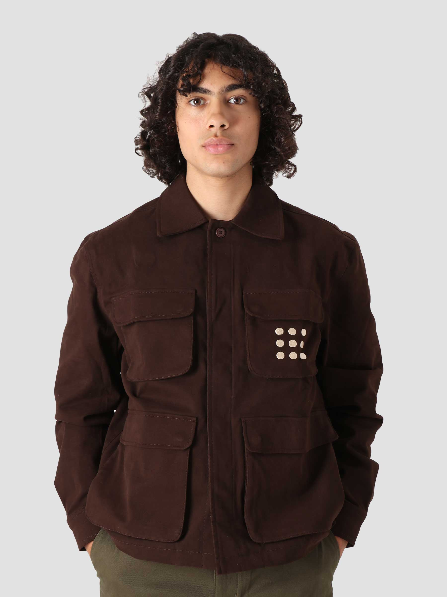 Multipocket Jacket Chocolate TNO.211.9D.401.802