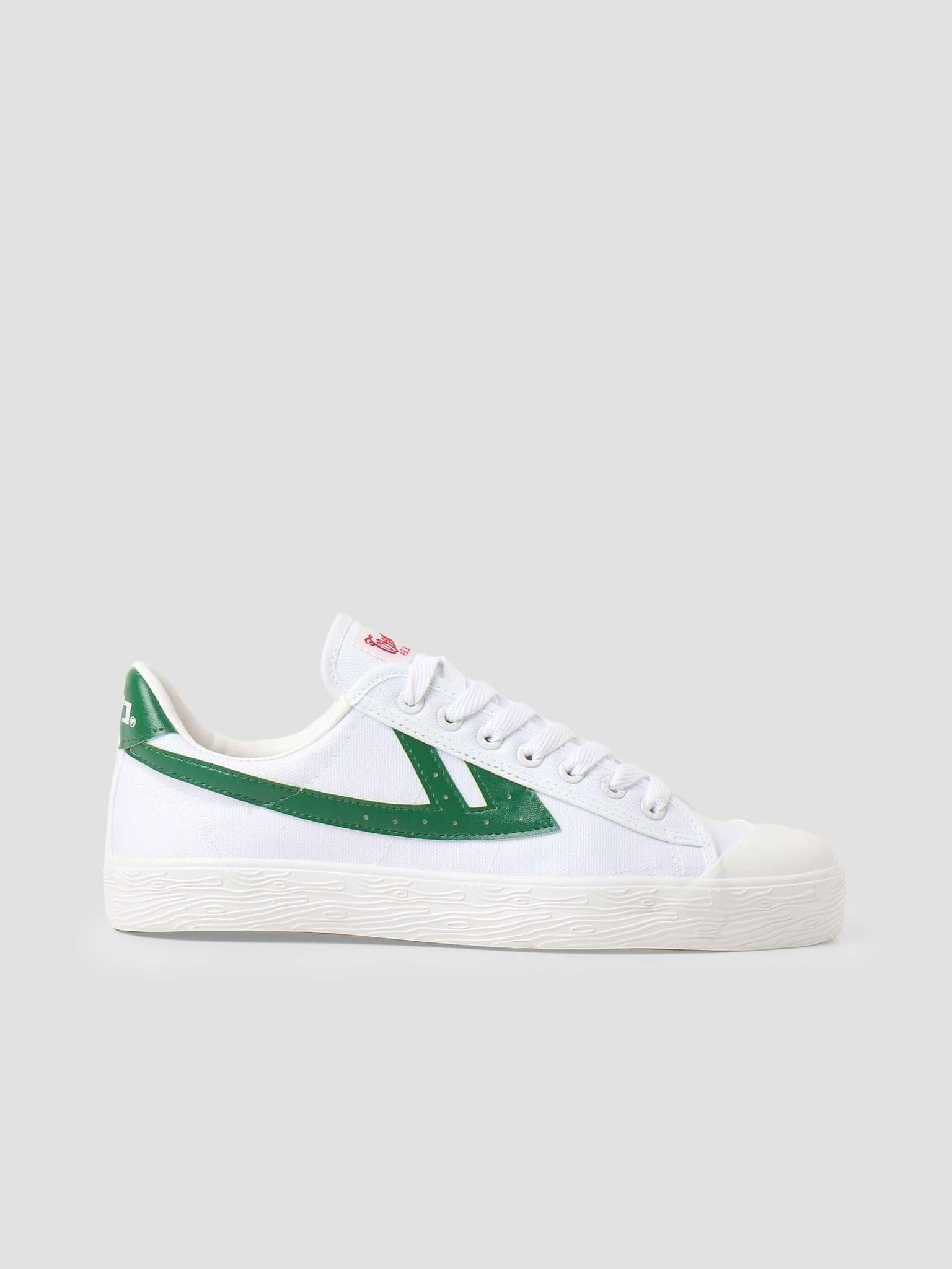 Shanghai WB 1 White Green