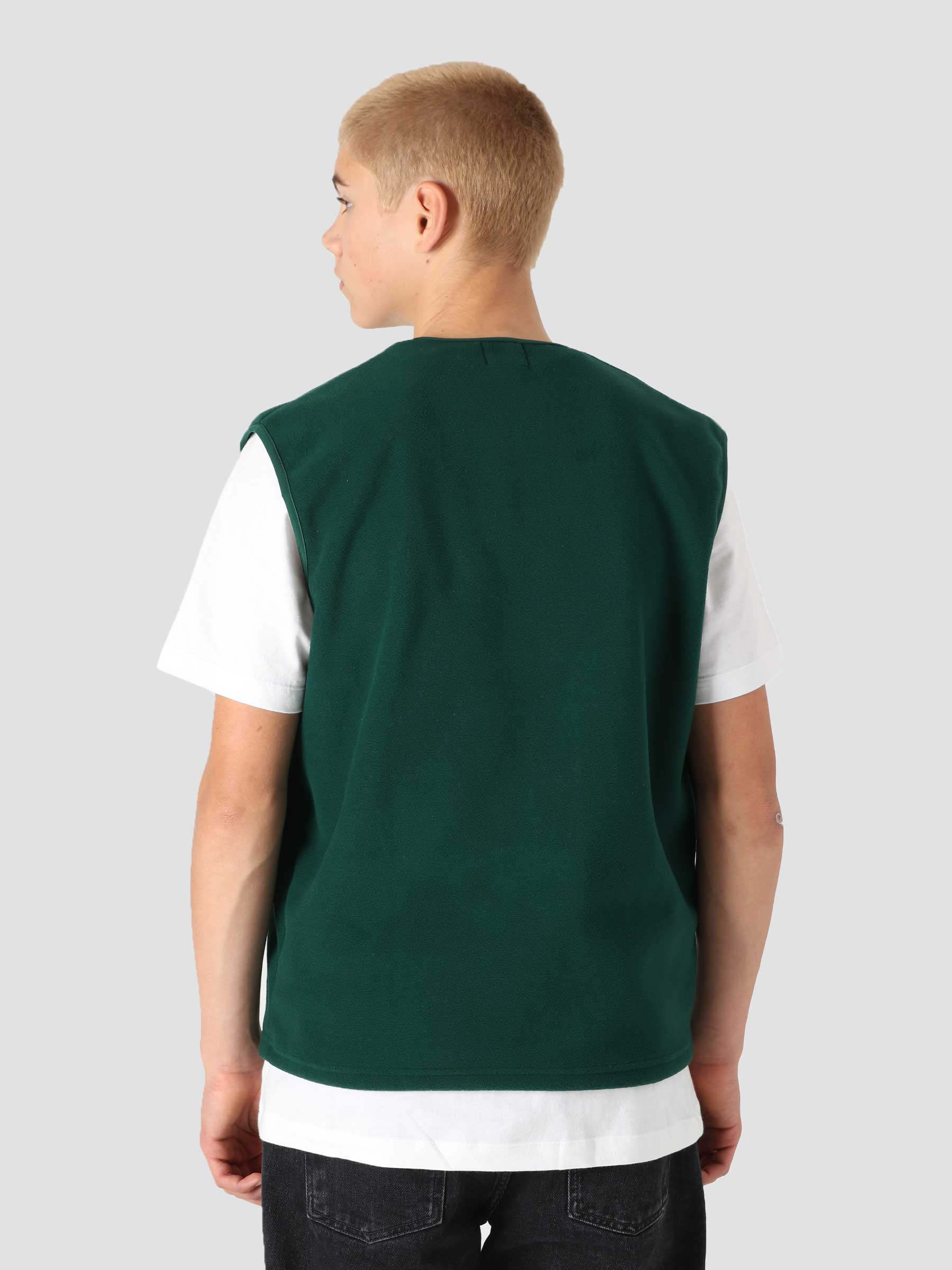 Victor Sweater Green AW21-029SW