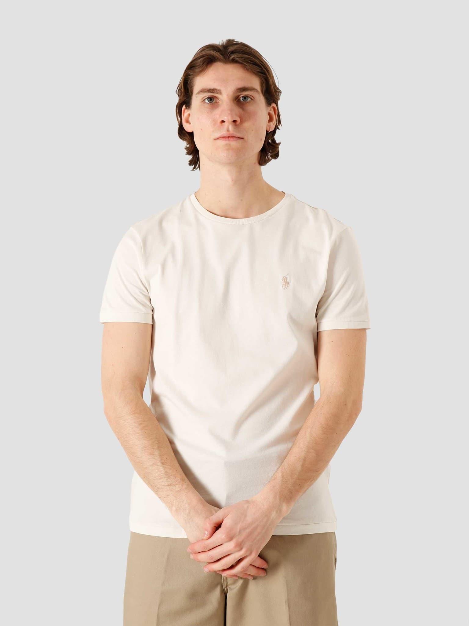 Jersey T-Shirt Antiwue Cream 710671438205