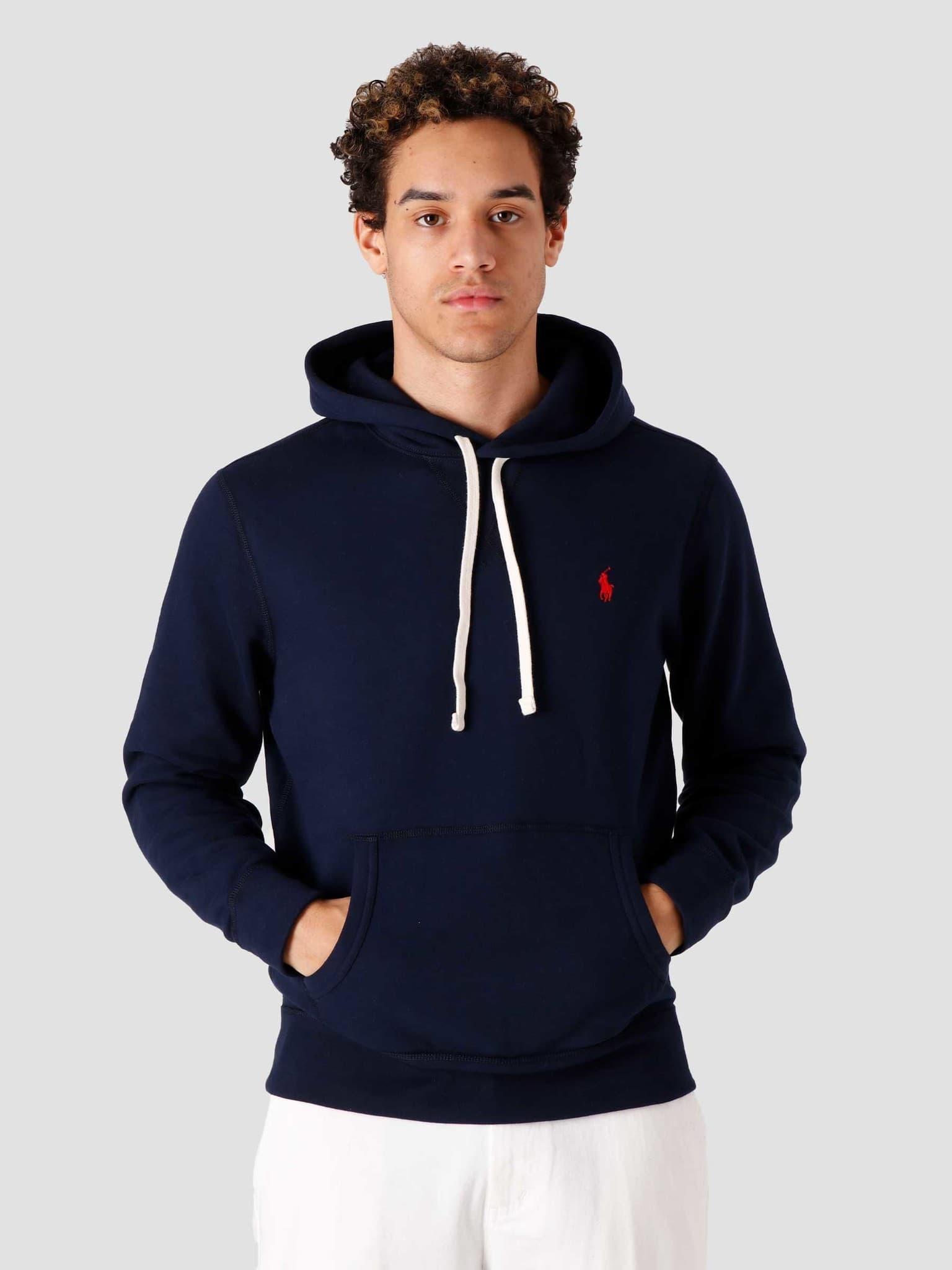 Lspohood M2 Hoodie Knit Navy 710766778007