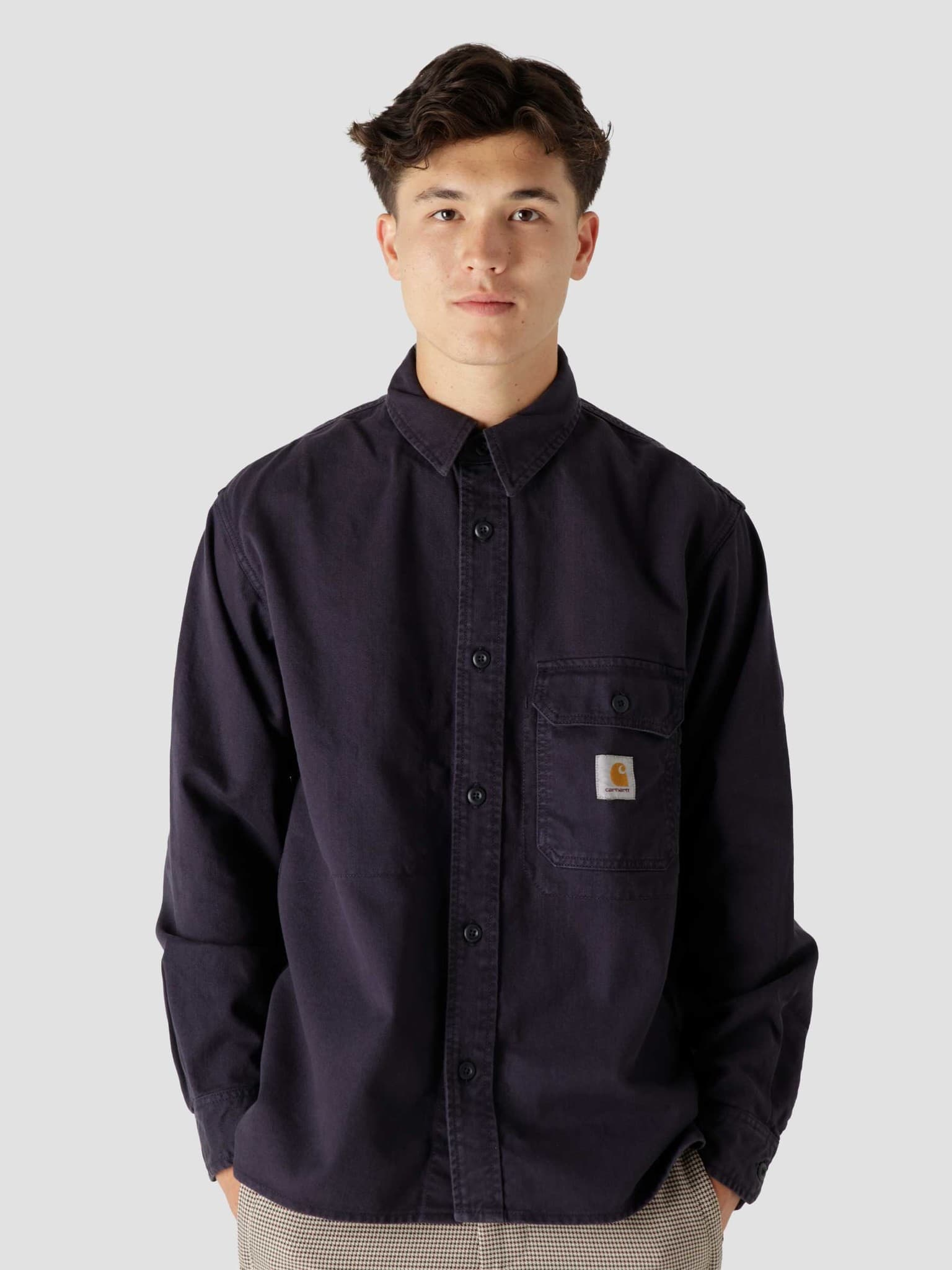Reno Shirt Jac Dark Navy I029424