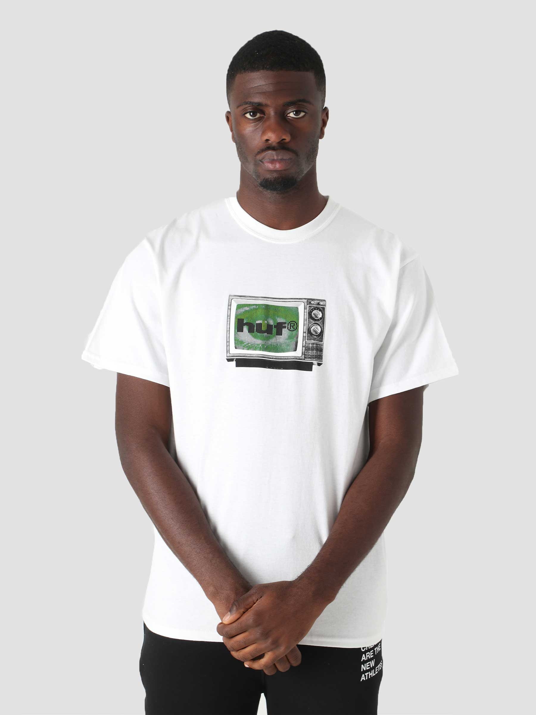 Eye Witness T-Shirt White TS01524-White