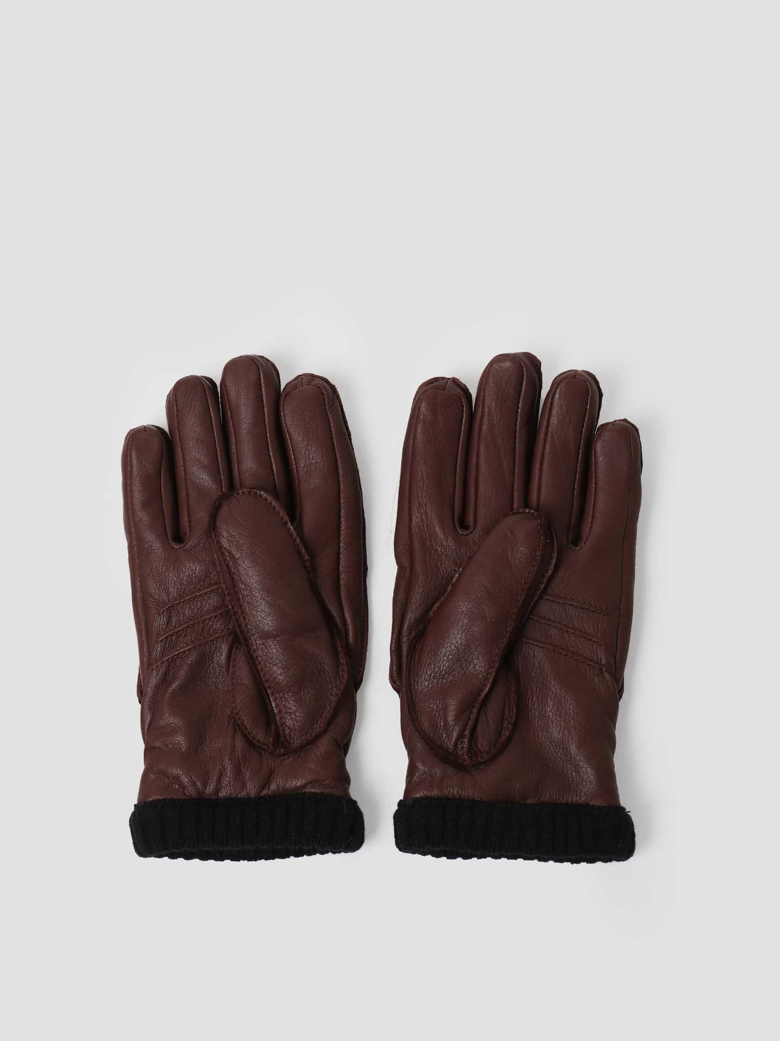 Deerskin Primaloft Rib Chocolate 20210-770