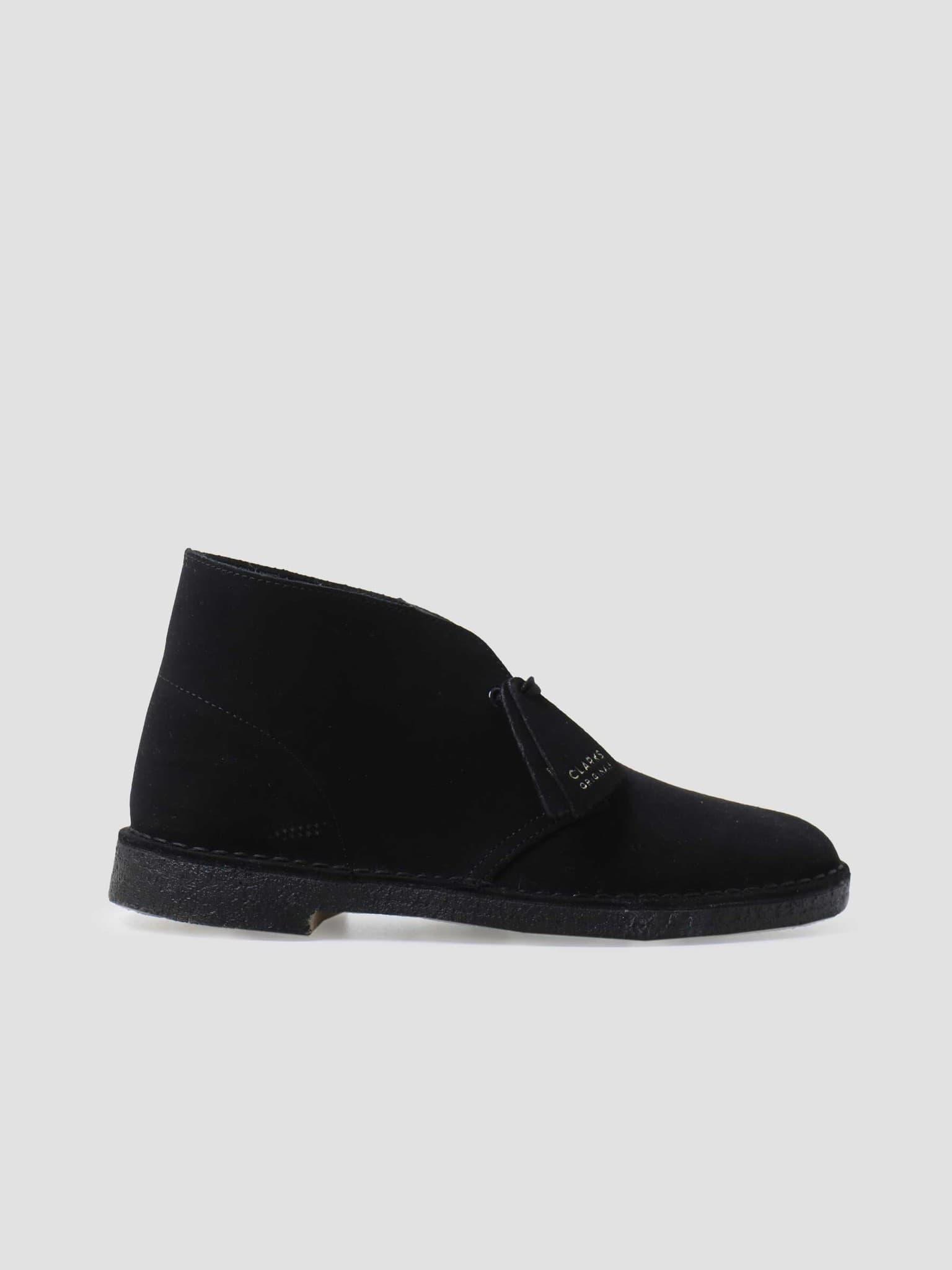 Desert Boot Black SDE