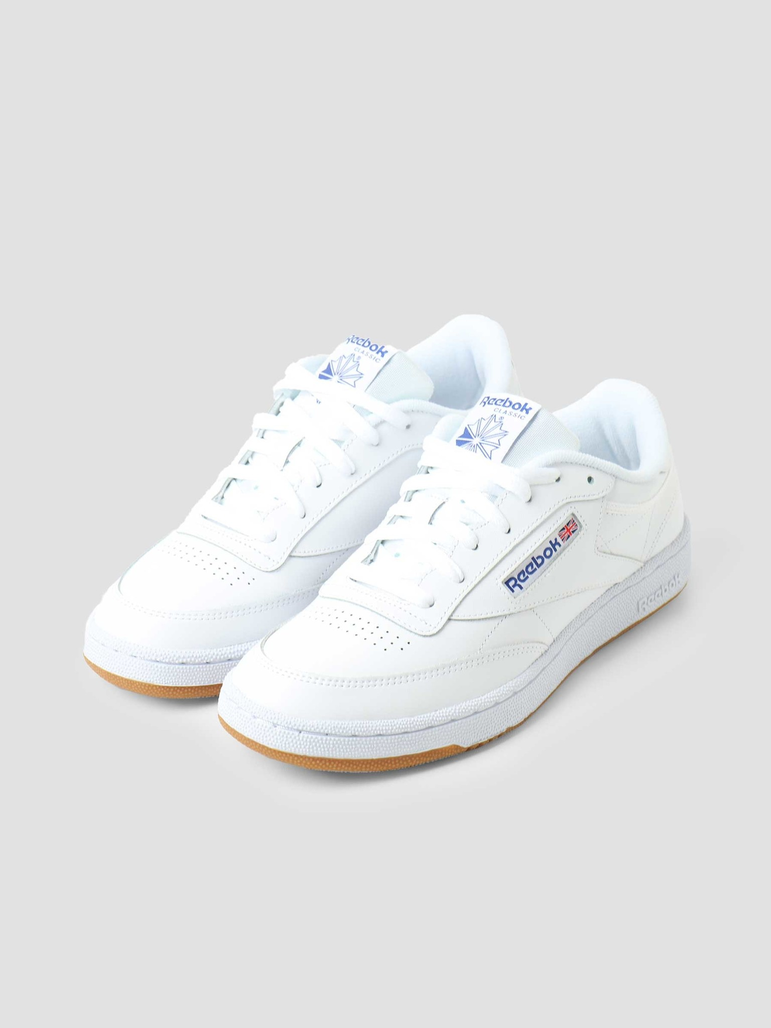 Club C 85 White Royal Gum AR0459