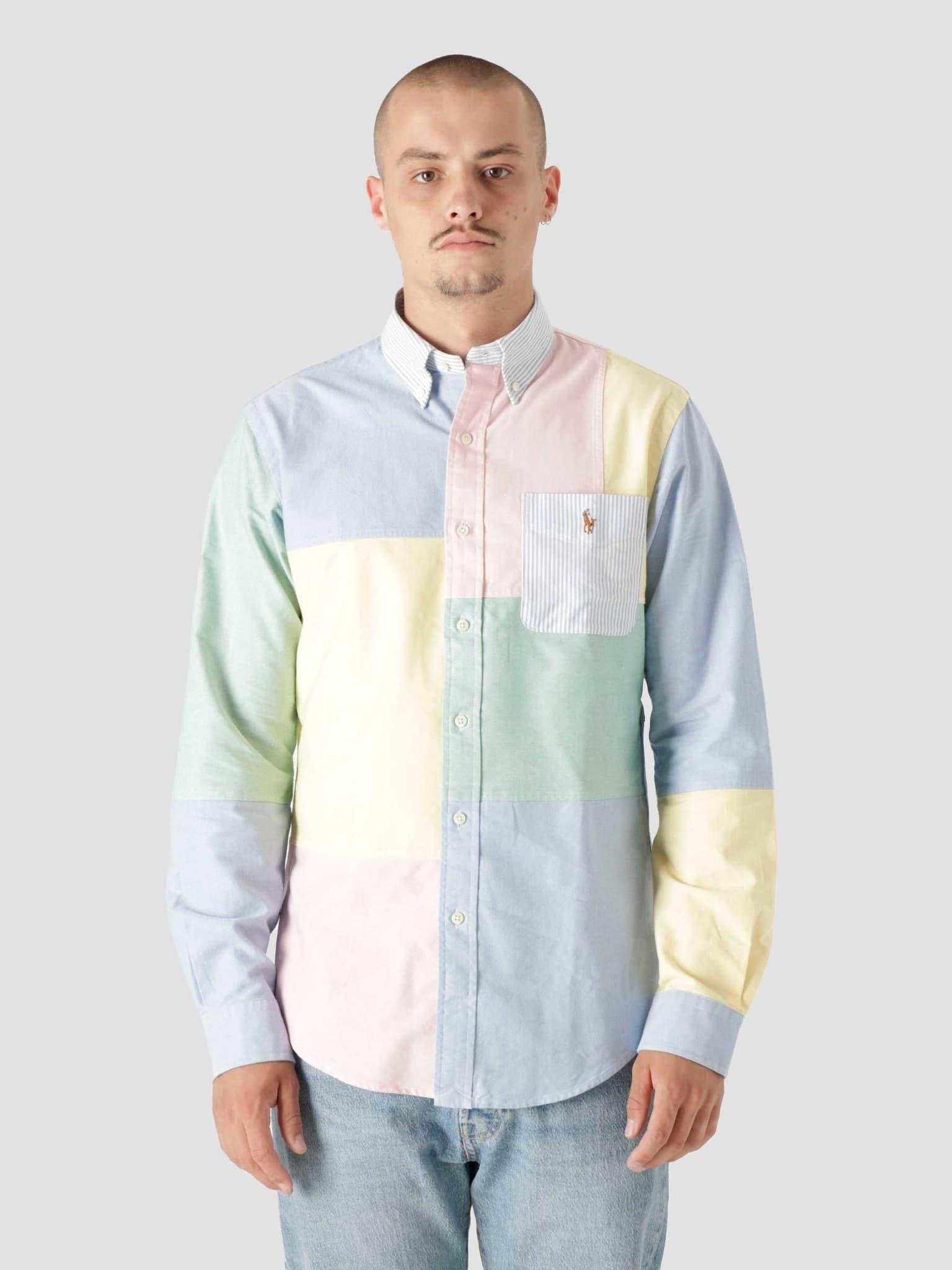 Classic Oxford Shirt 5500 Solid Multi Funshirt 710853142001