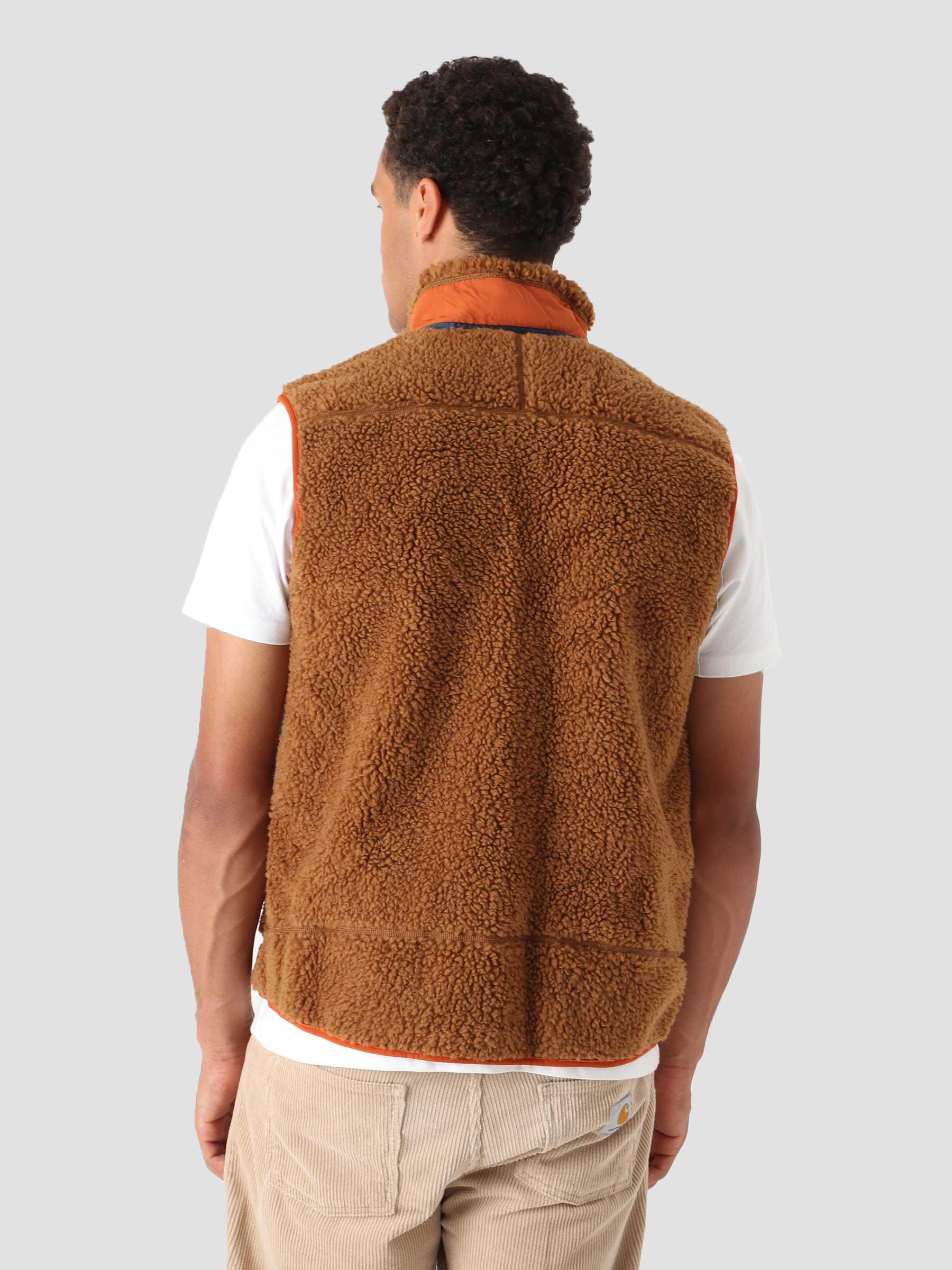 M's Classic Retro-X Vest Bear Brown 23048