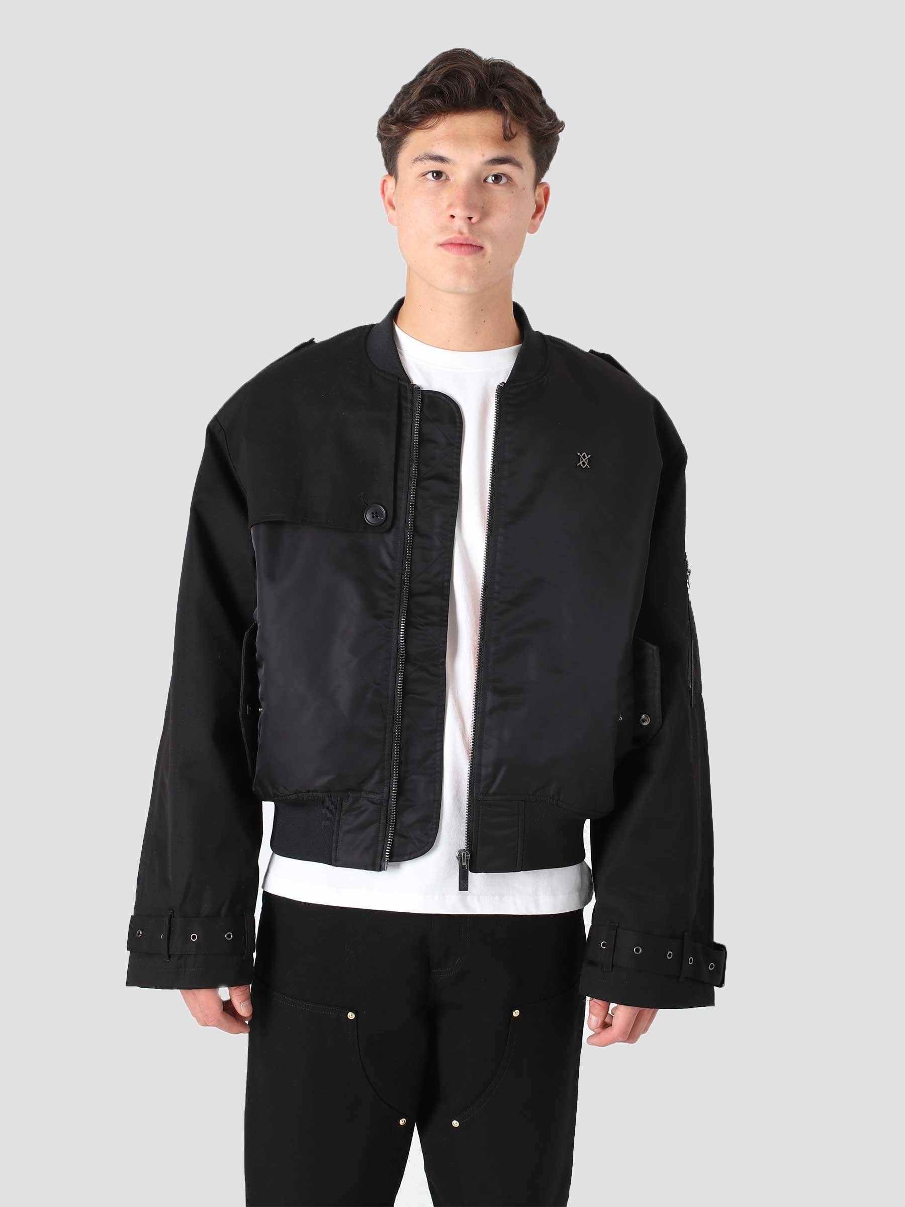 Levey Jacket Black 2121103