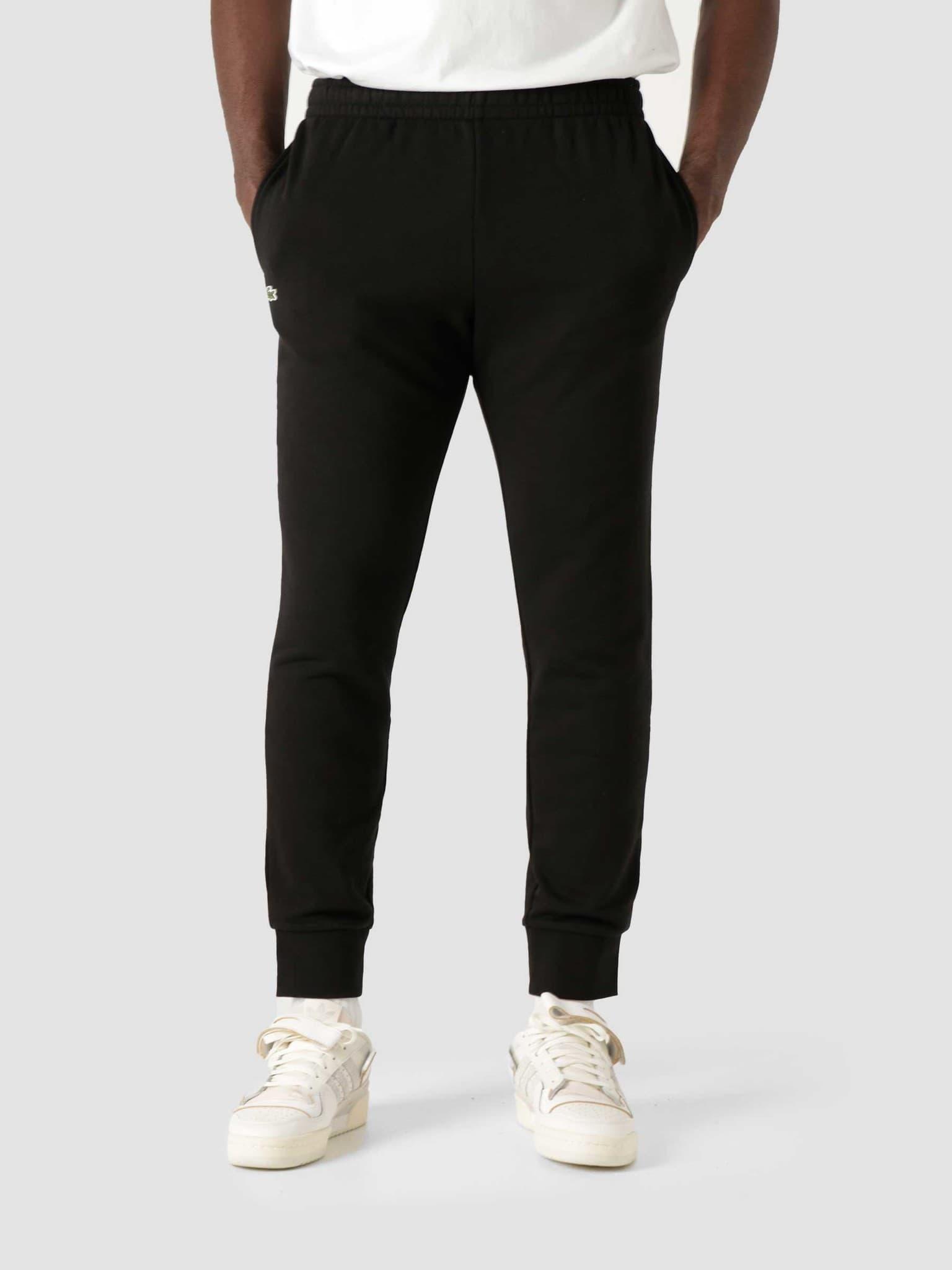 1HW2 Men's Tracksuit Trousers Black XH9507-11
