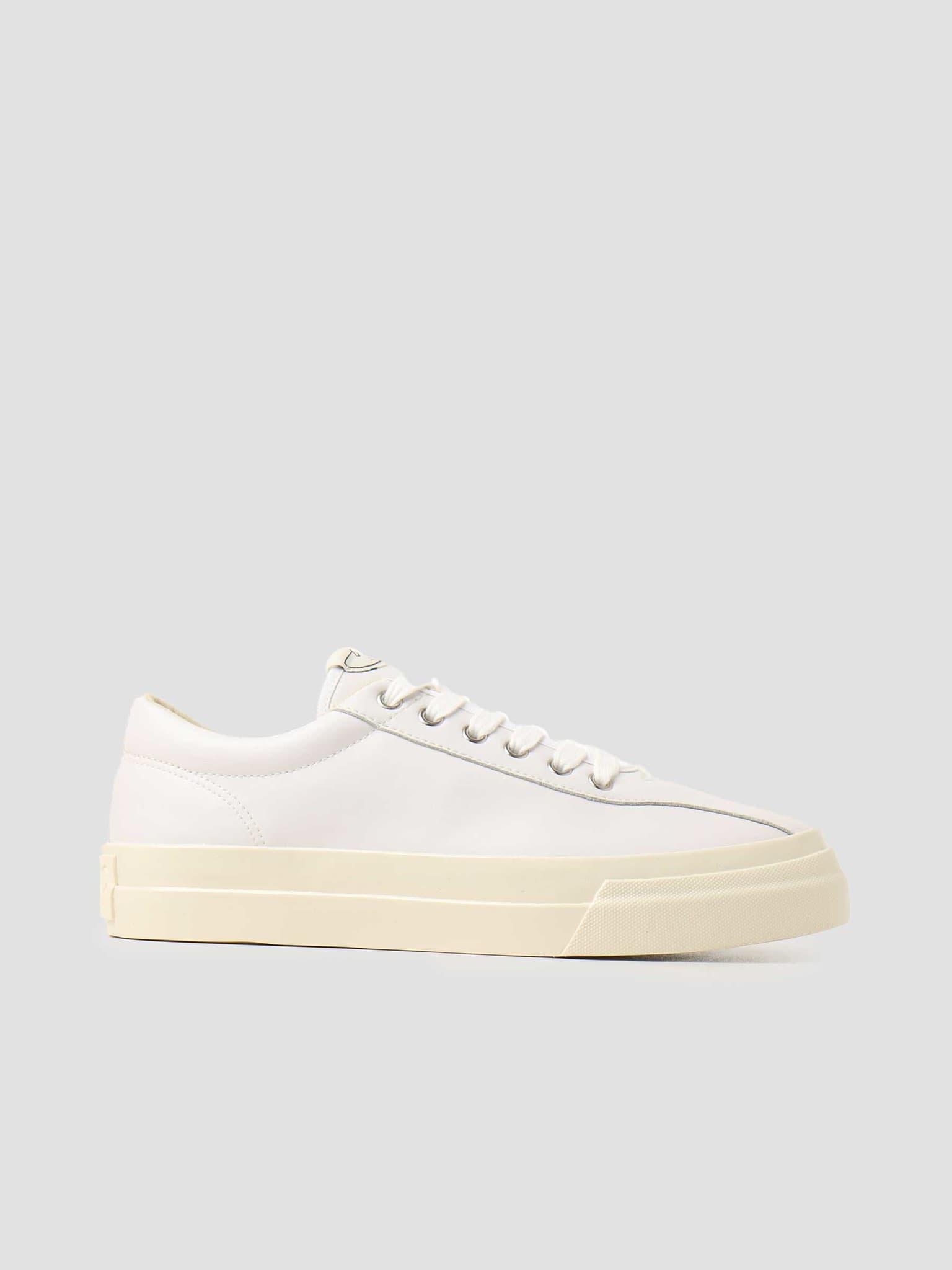 Dellow M Leather White YA01500