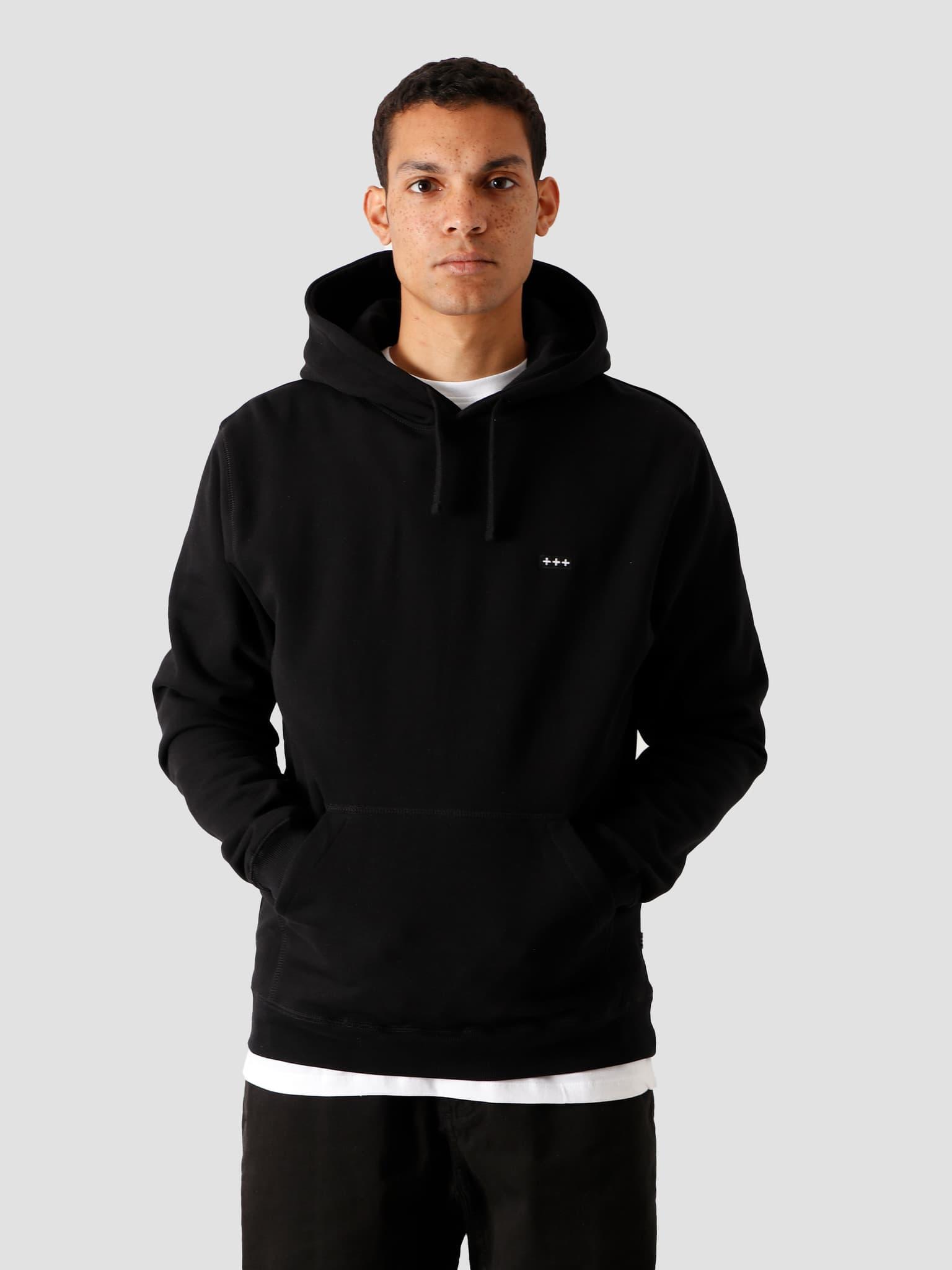QB93 Classic Hood Black
