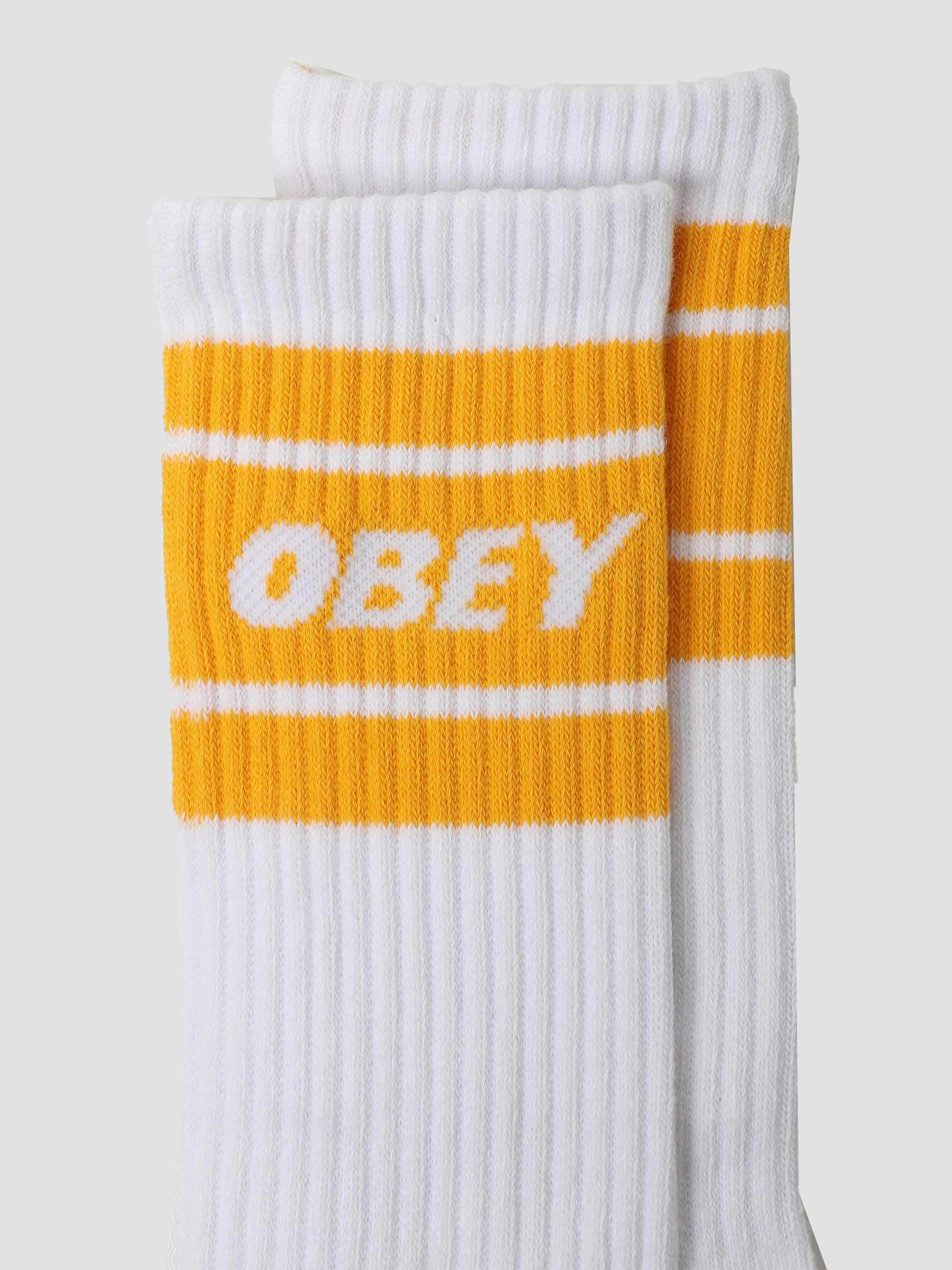 Cooper II Socks Socks White Saffron 100260093