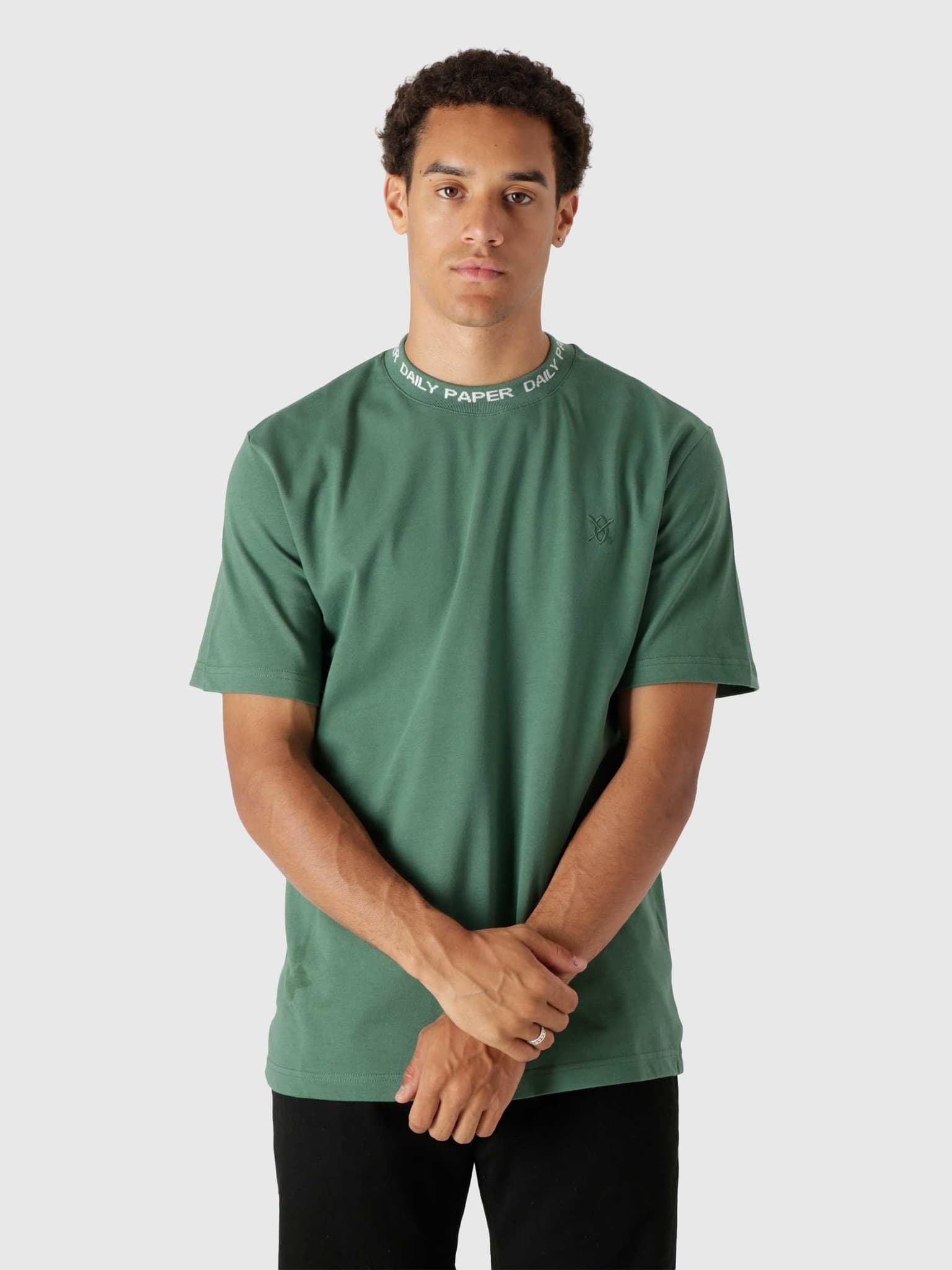 Derib Tee Green Pine 2122012