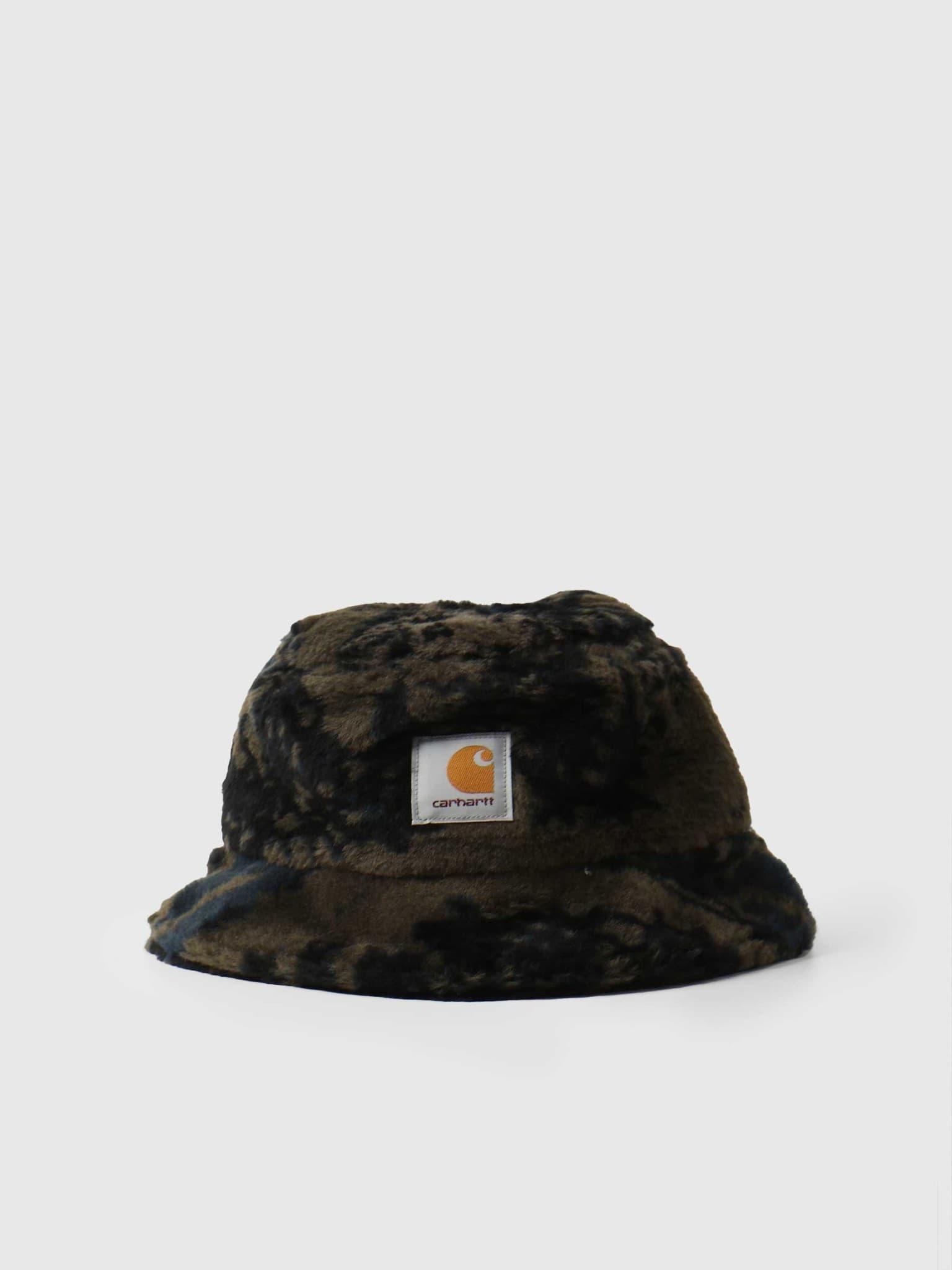High Plains Bucket Hat High Plains Jacquard Cypress I029549