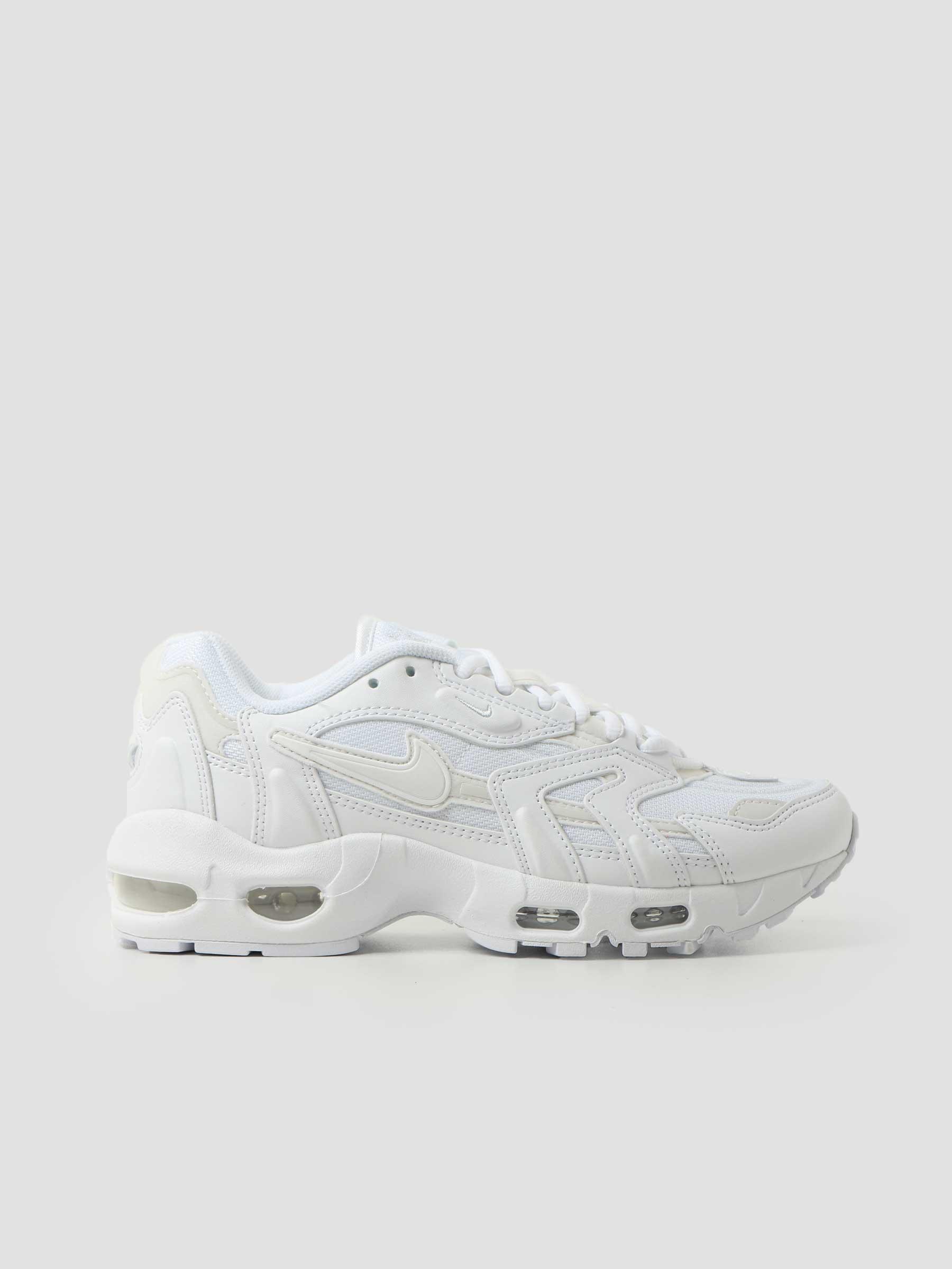 W Nike Air Max 96 Ii White White Pure Platinum DM2361-100