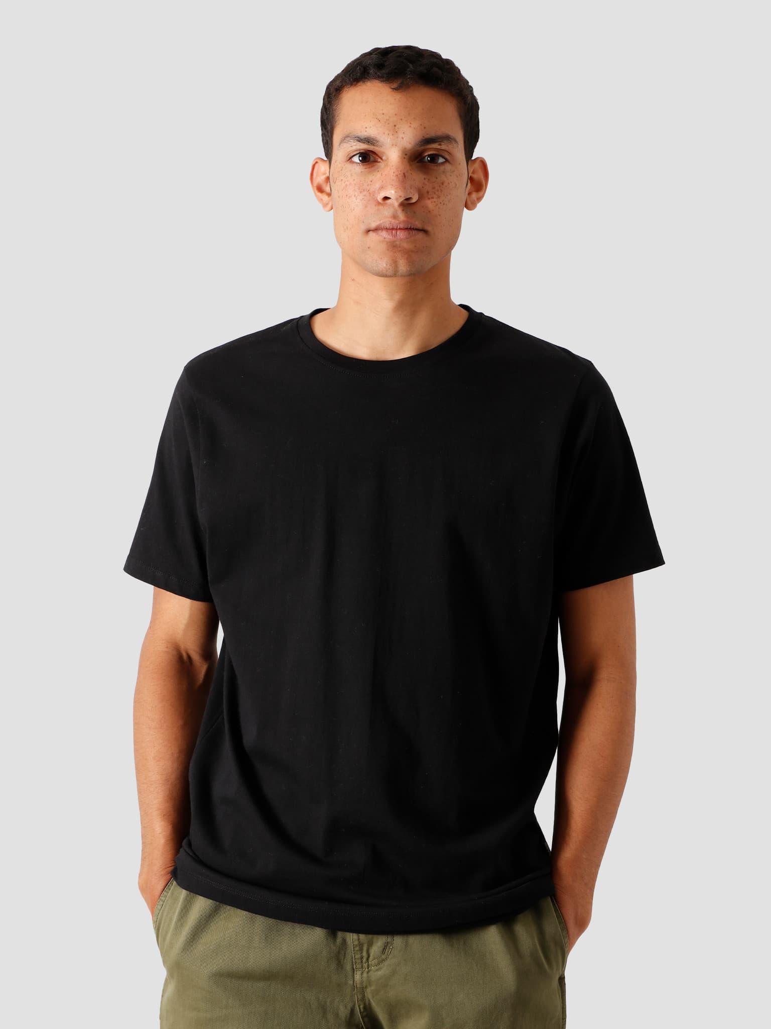 2-Pack QB01 T-Shirt Black