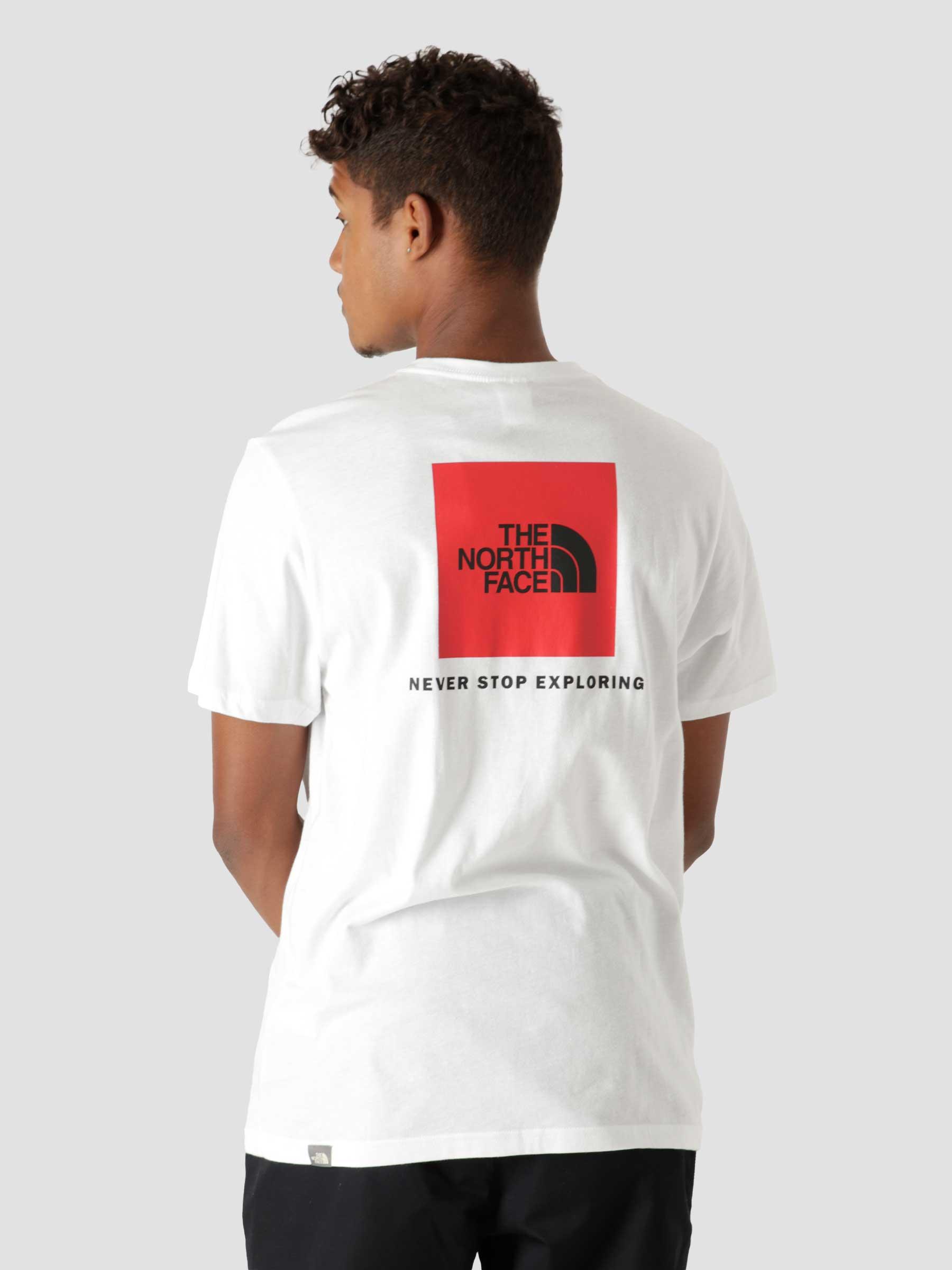 Redbox T-Shirt White NF0A2TX2FN4