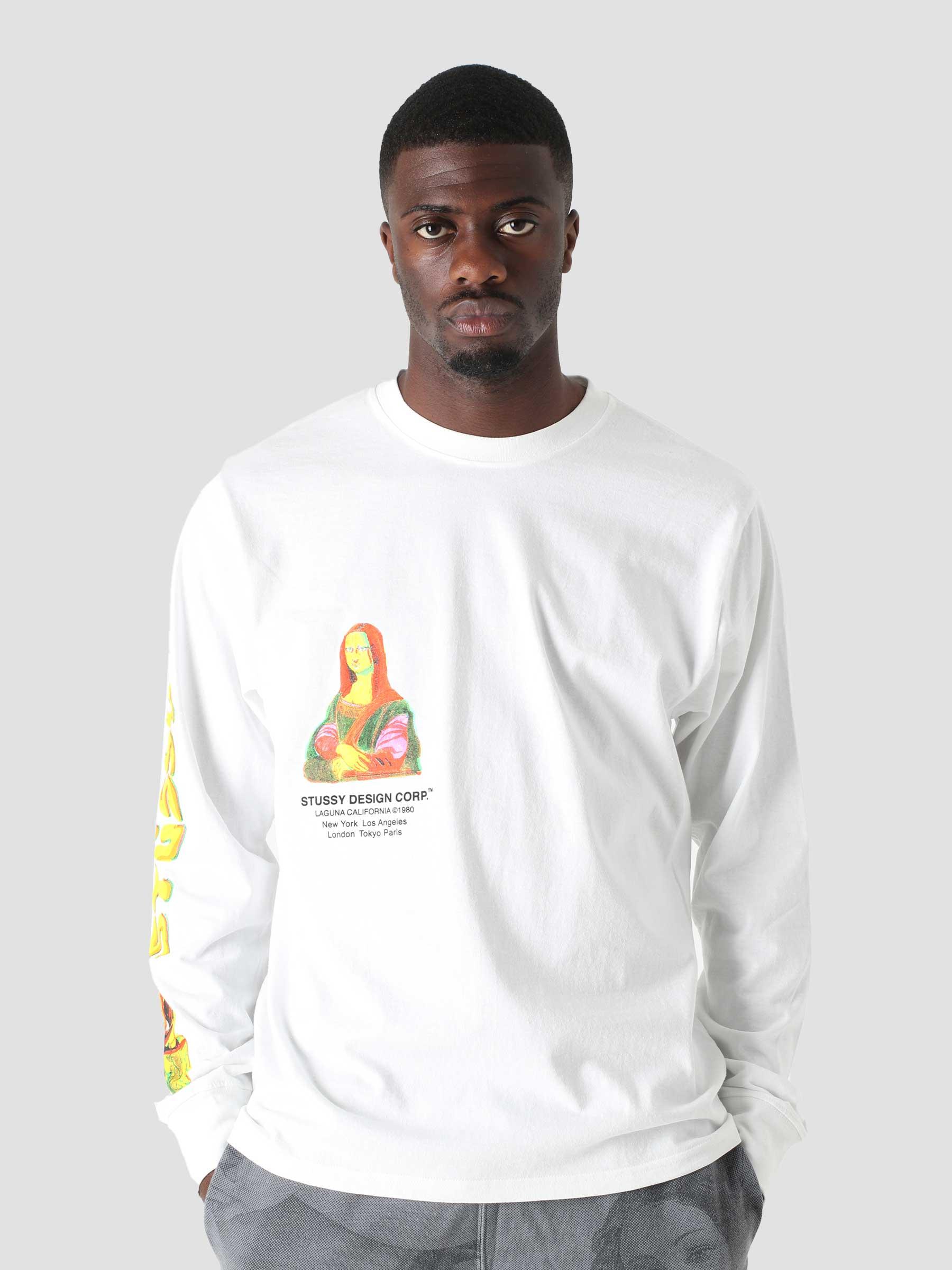 Gallery Longsleeve T-Shirt White 1994727
