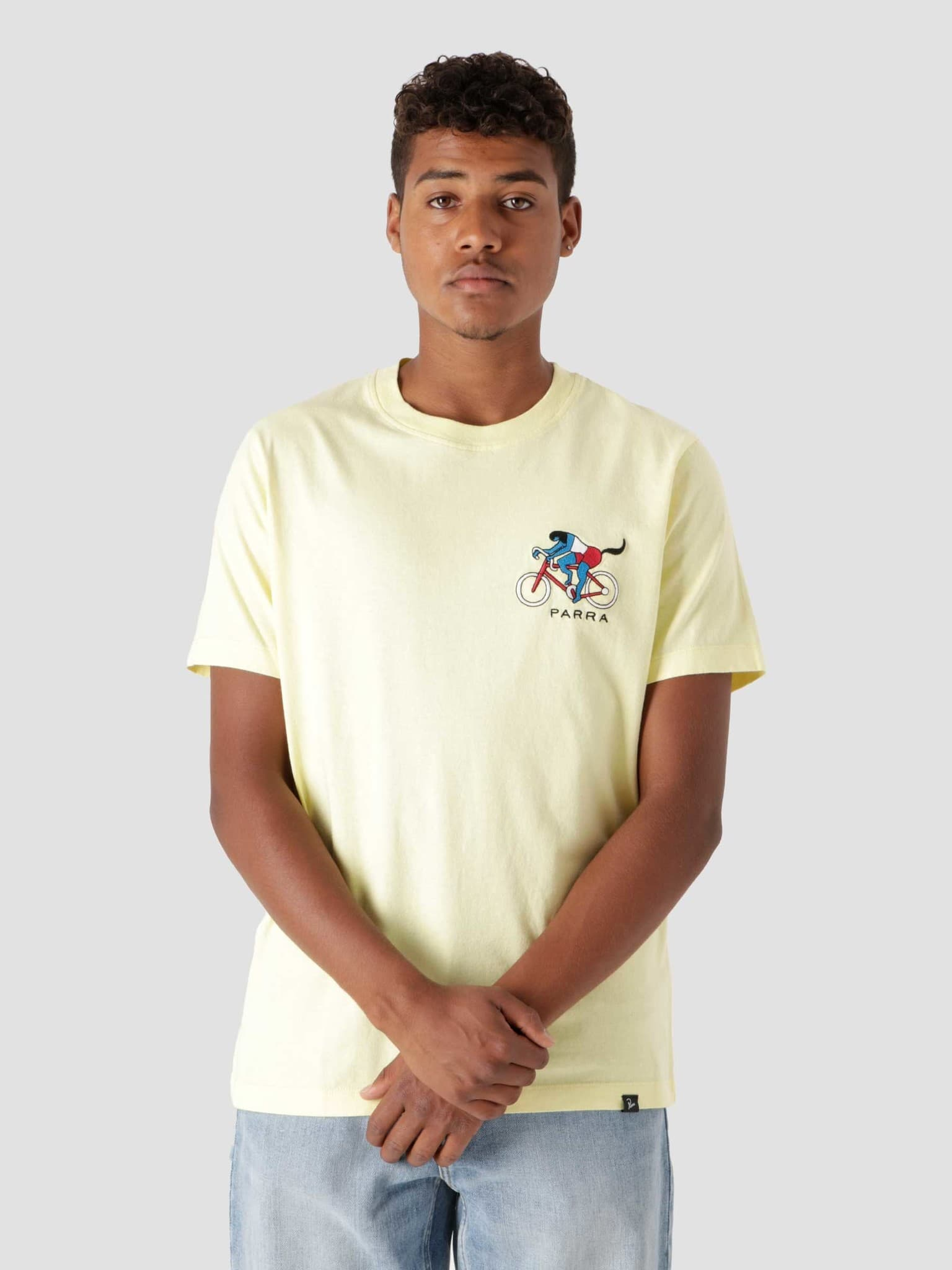 The Chase T-Shirt Yellow 46120
