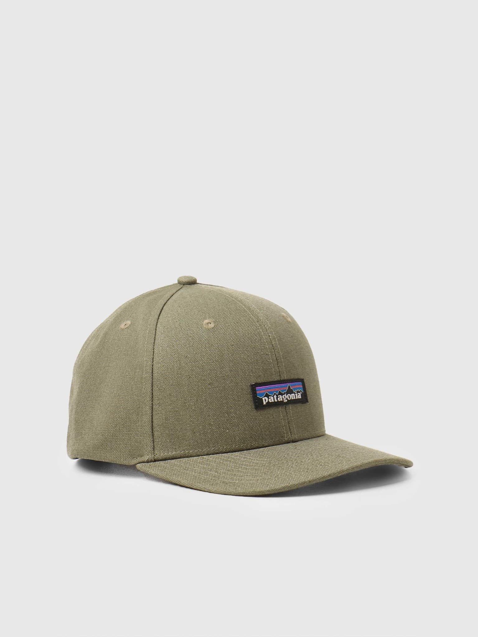 Tin Shed Hat P-6 Logo Fatigue Green 33376