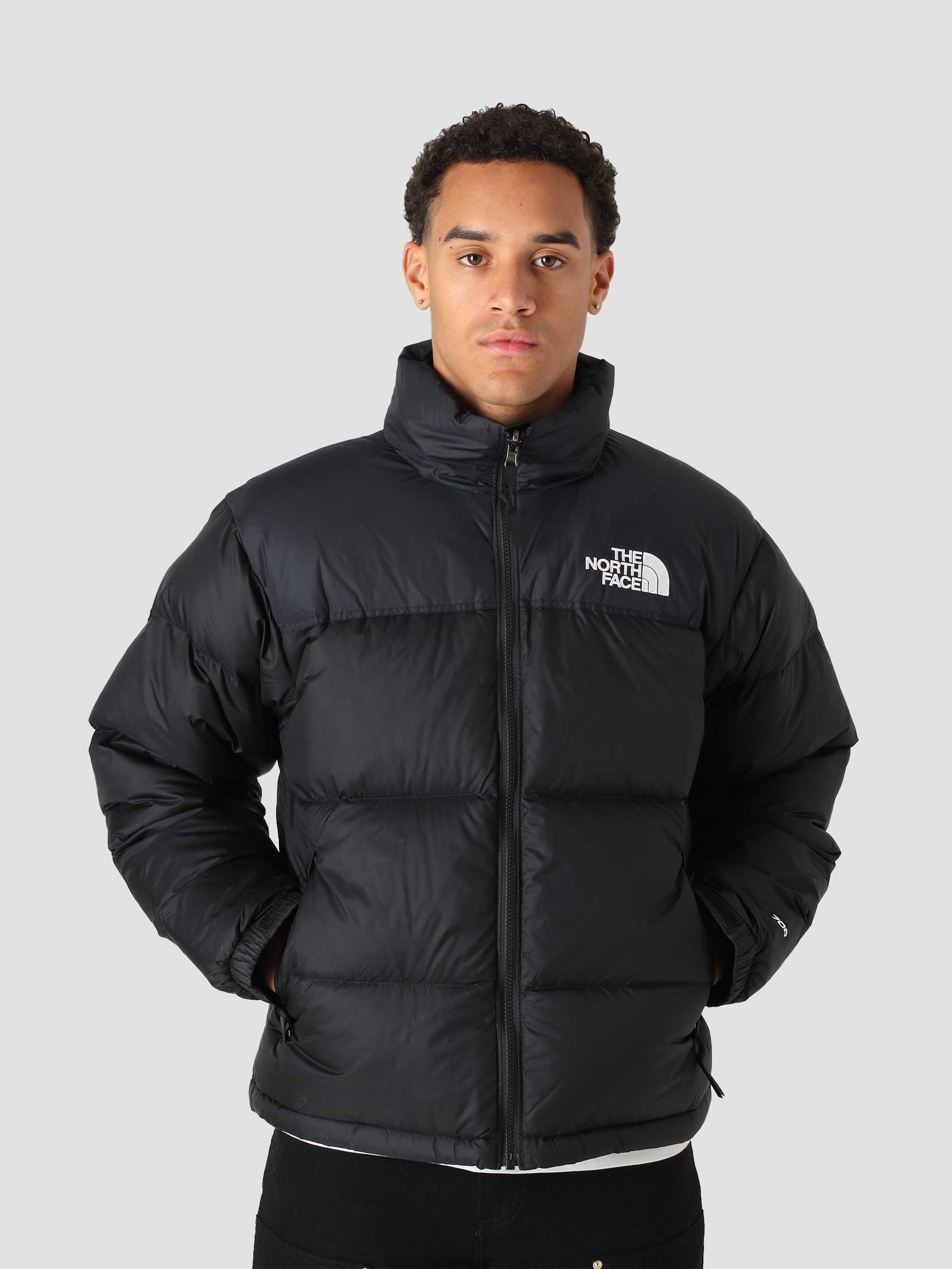 1996 Rtro Npse Jacket R TNF Black NF0A3C8DLE4