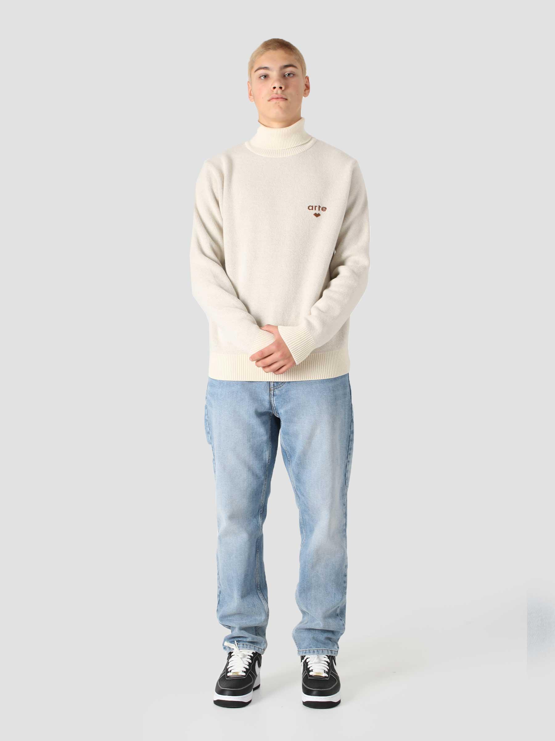 Kole Sweater Creme AW21-129K
