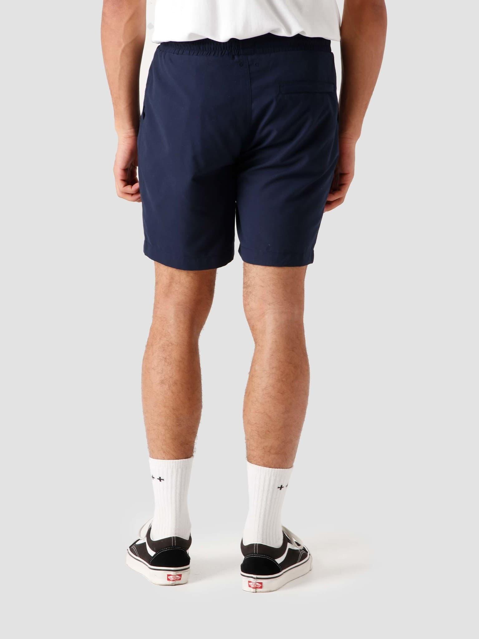 QB35 Technical Shorts Navy