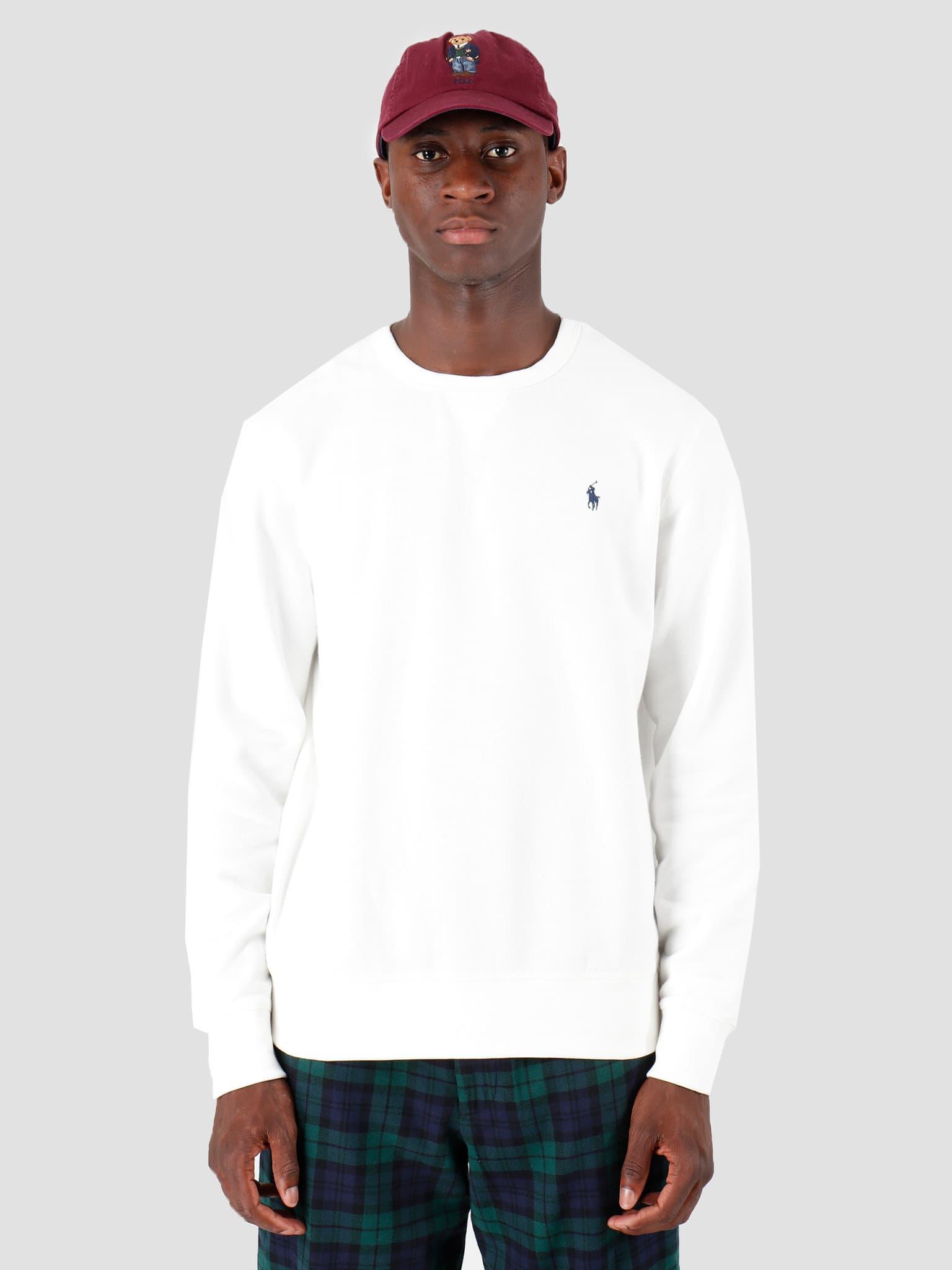 Fleece Longsleeve White 710766772002