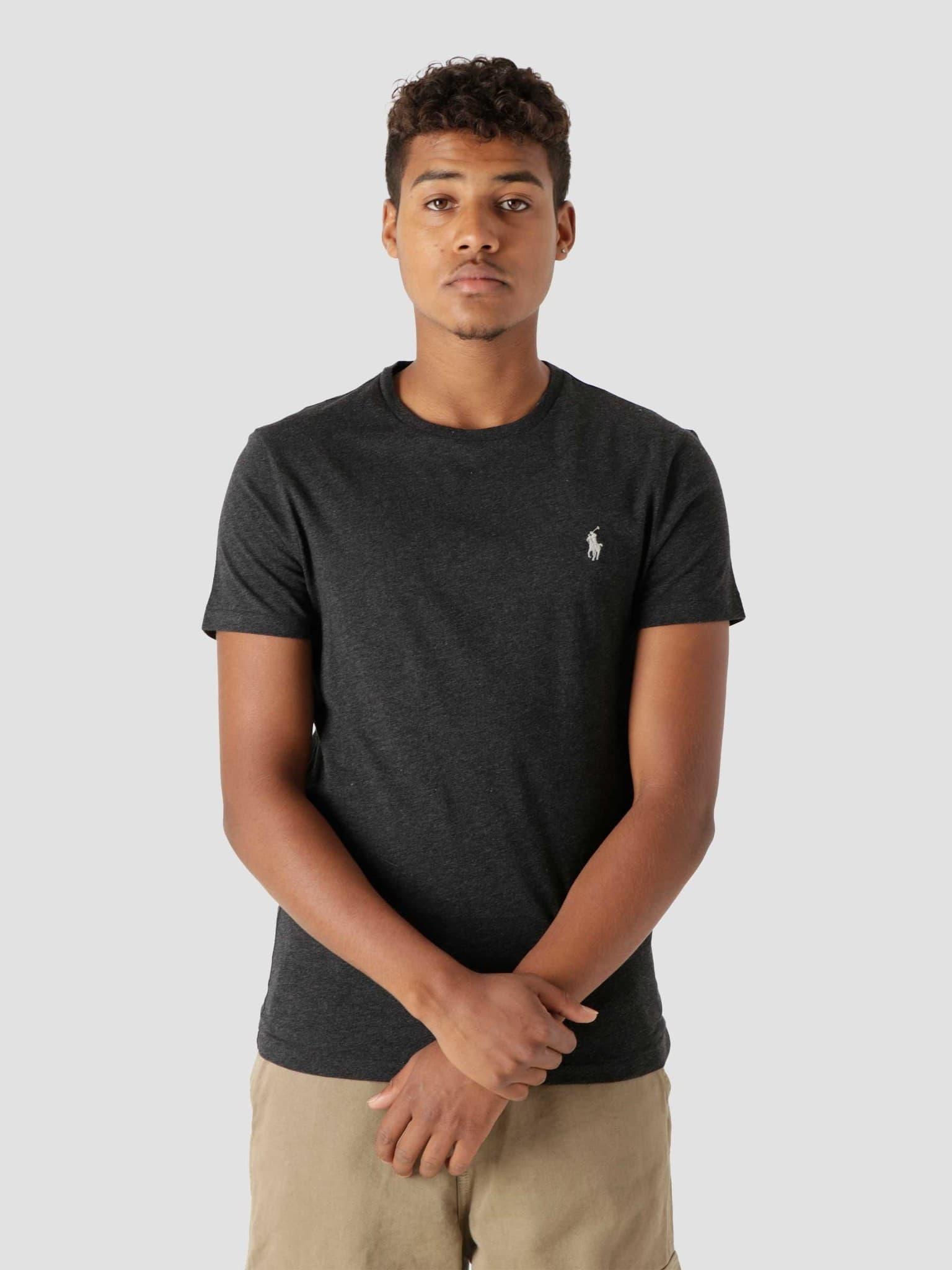 T-Shirt Black Marl Heather-C9590 710671438164