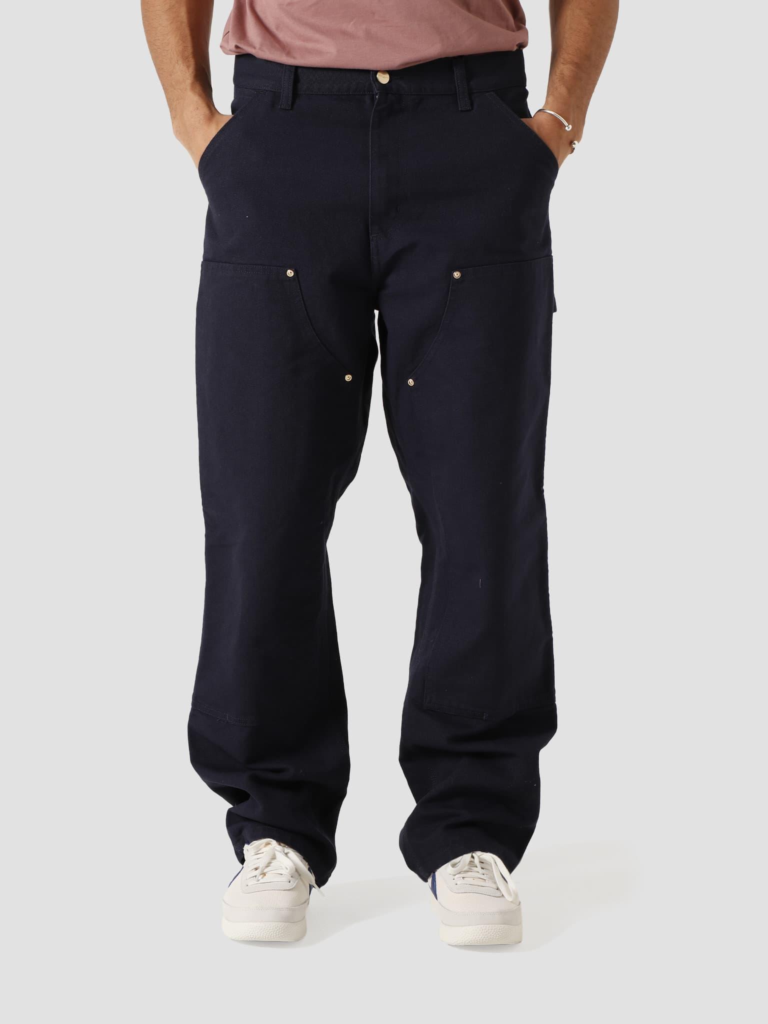 Double Knee Pant Dark Navy I029196-1C02