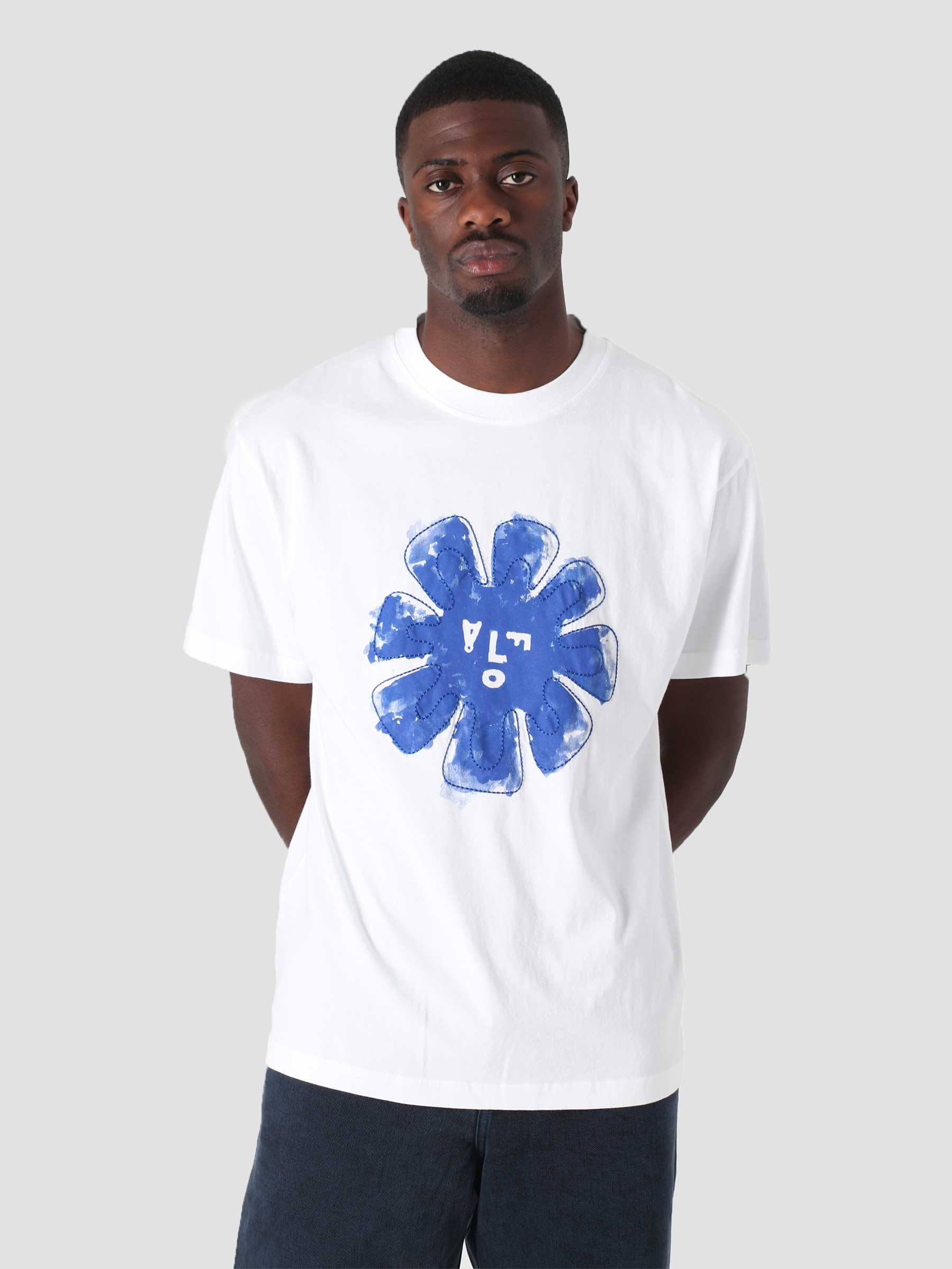 OLAF Watercolor T-Shirt White