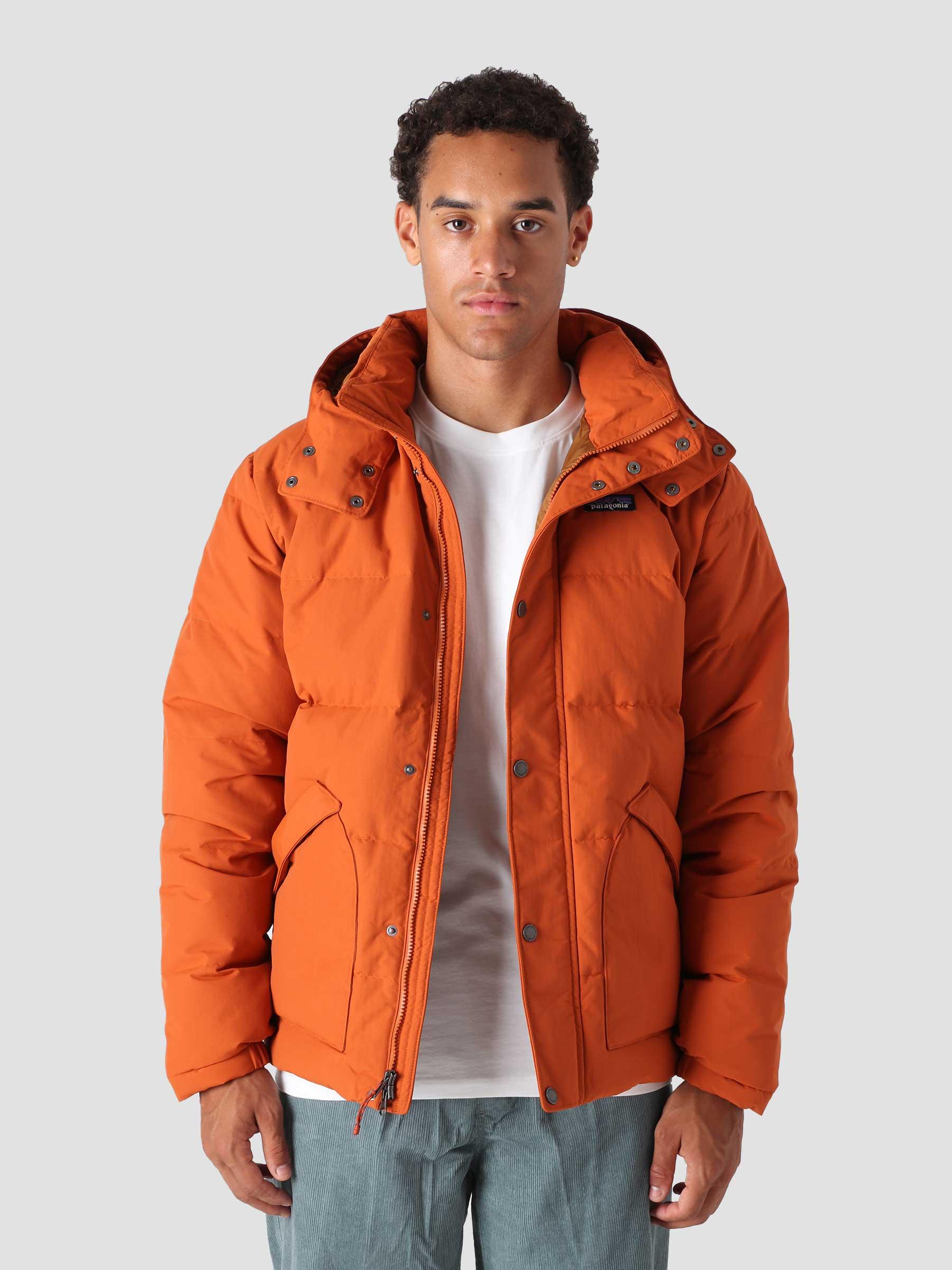 M's Downdrift Jacket Sandhill Rust 20600