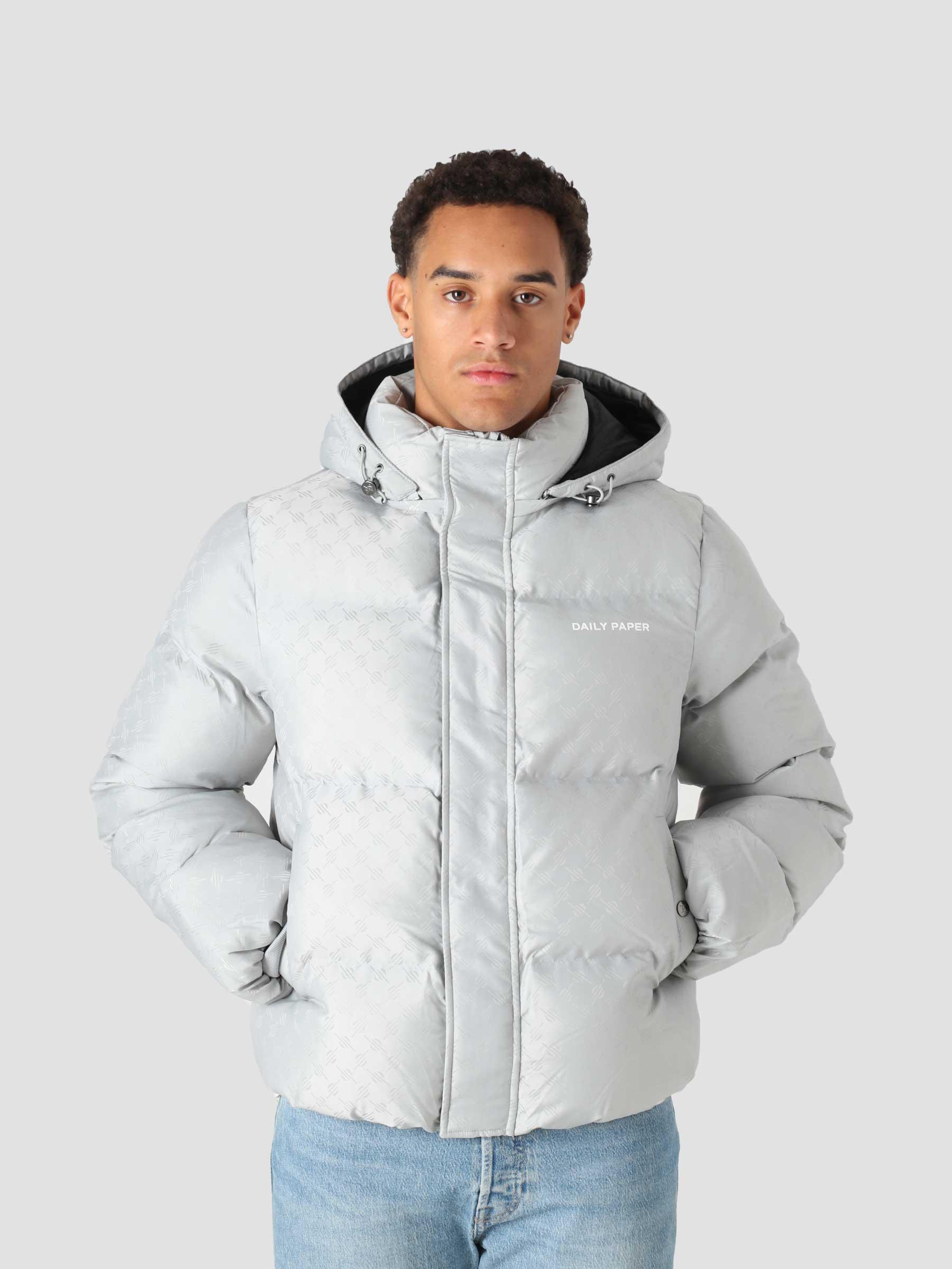 Lavan Puffer Jacket Grey 2121101