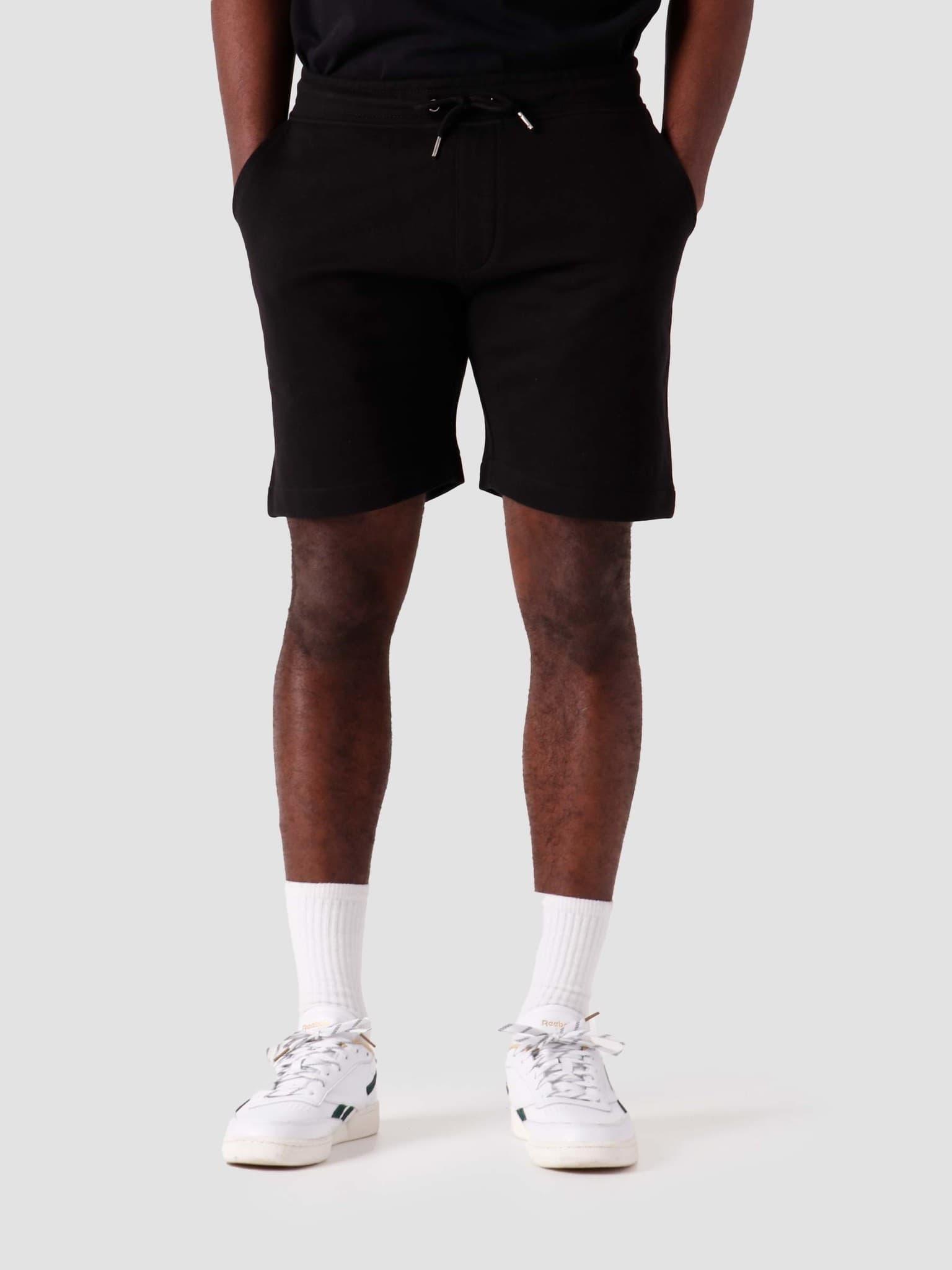 QB30 Sweat Short Black