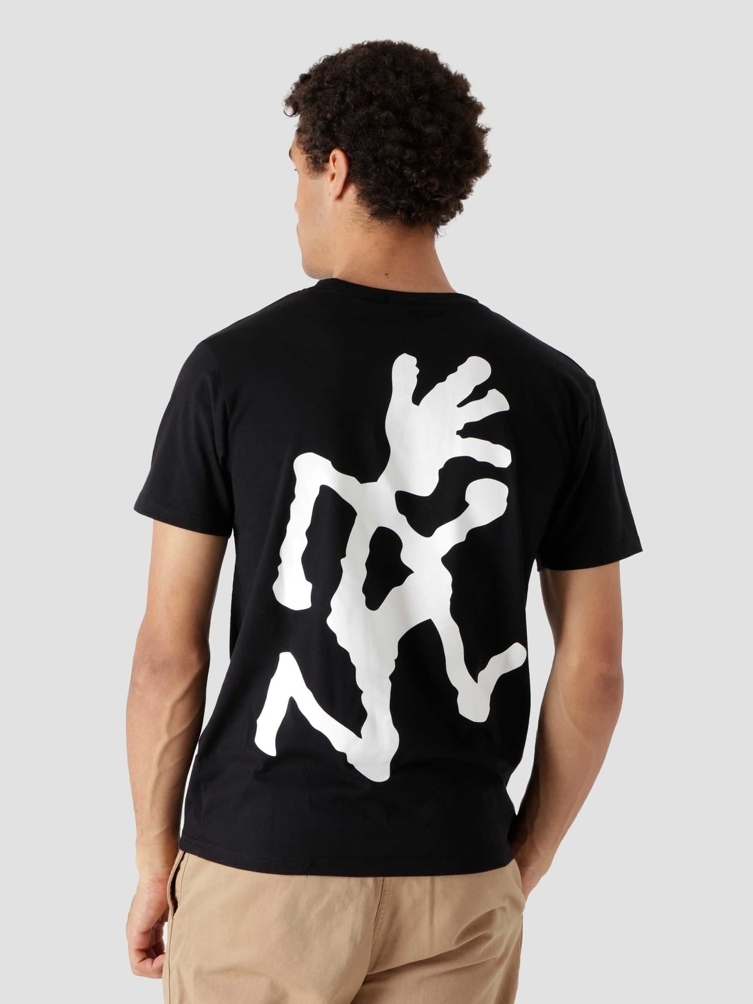 Big Runningman T-Shirt Black 2013-STS
