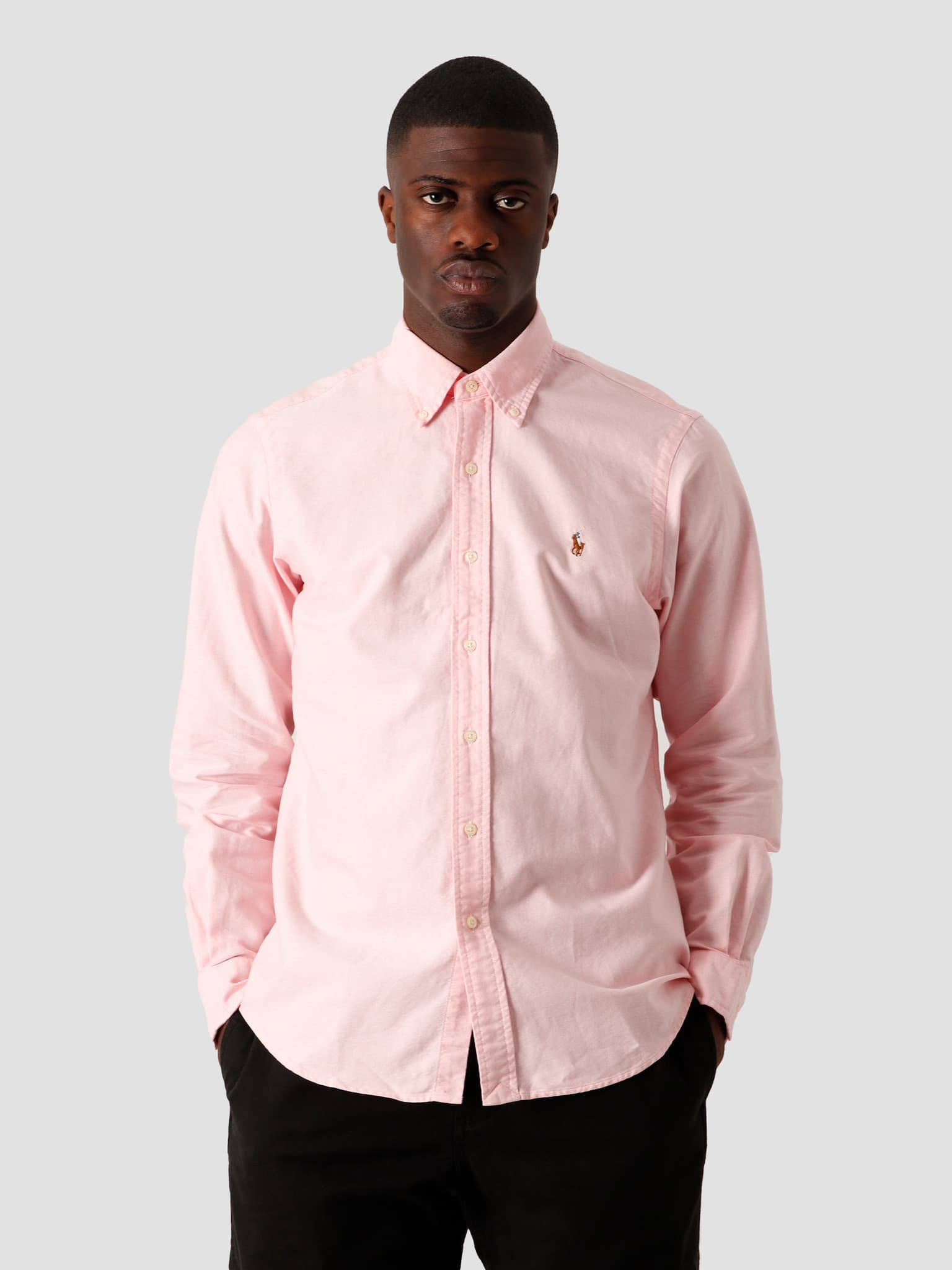 Classic Fit Shirt Pink 710548535004