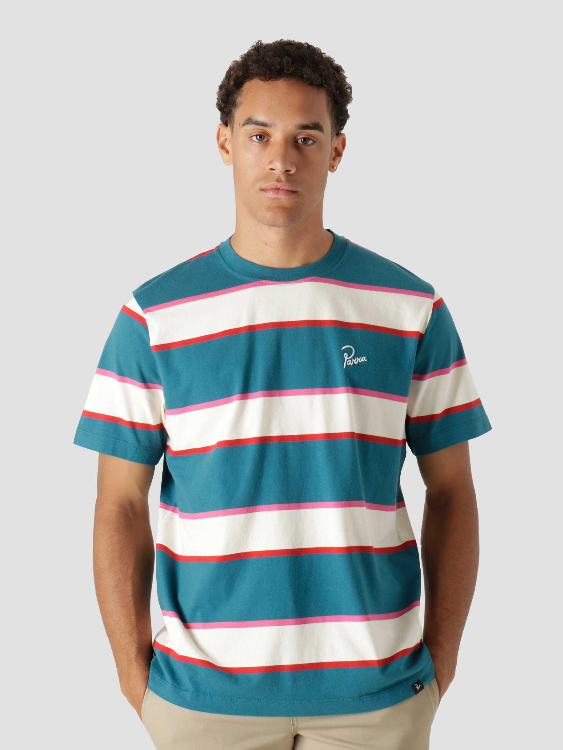 July Striped T-Shirt Multi 46215