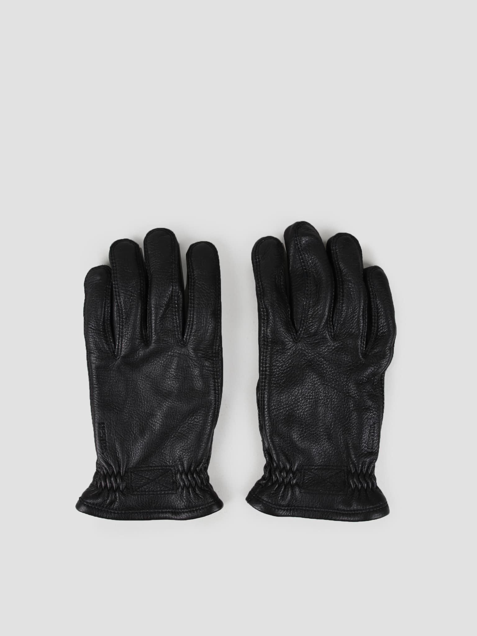 Särna Glove Black 20890