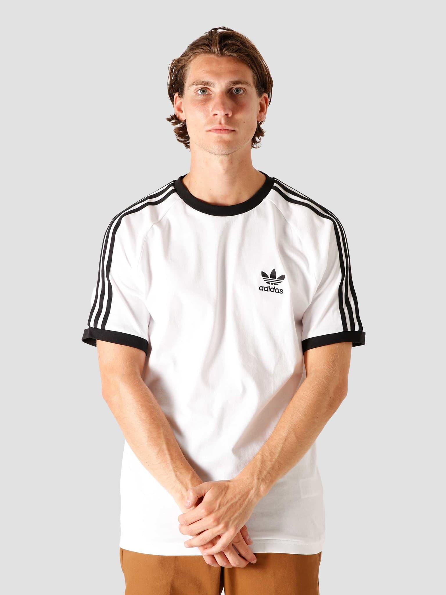 3-Stripes T-Shirt White CW1203
